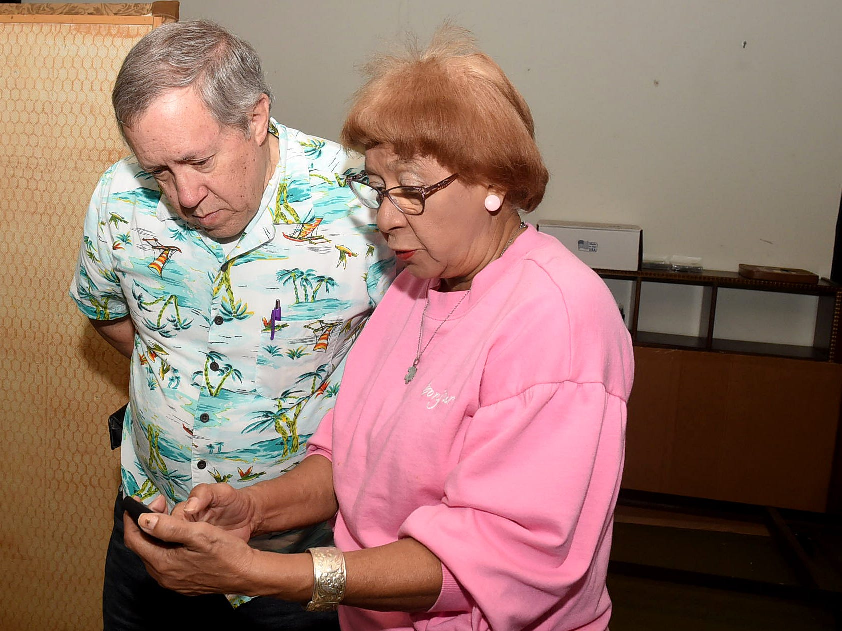 Monthly meeting of the St. Landry Parish Genealogical Society was held Saturday at the Opelousas Public Library.