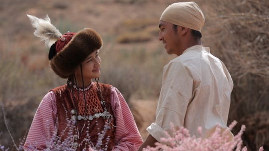 """The Song of the Tree"" features the history and the customs of the Kyrgyz people."