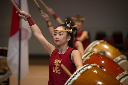 The Japan-America Society of Northwest Florida hosted its 25th annual Japanese New Year celebration Jan. 12, 2019, at Wright Place.