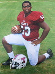 Tate High sophomore Sean Banks, 15, was killed in a DUI crash early on the morning of Jan. 12, 2019. Banks was a three-sport athlete for the Aggies.