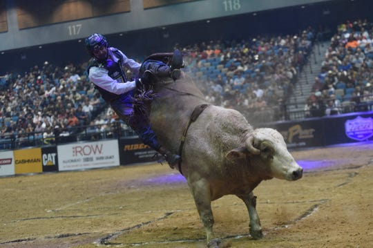 The PBR Velocity Tour is coming to Knoxville in February.