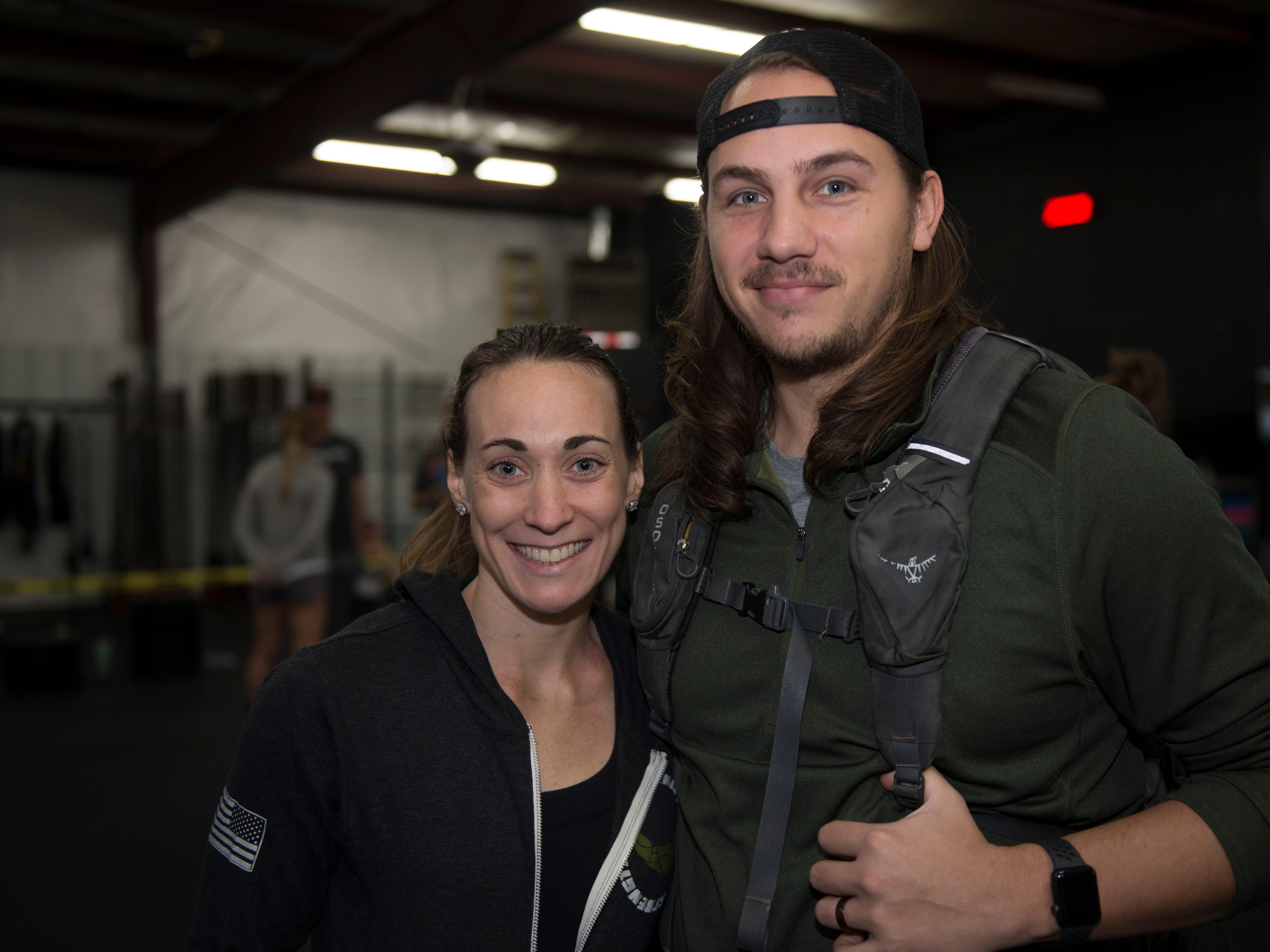 Rachel and Jon