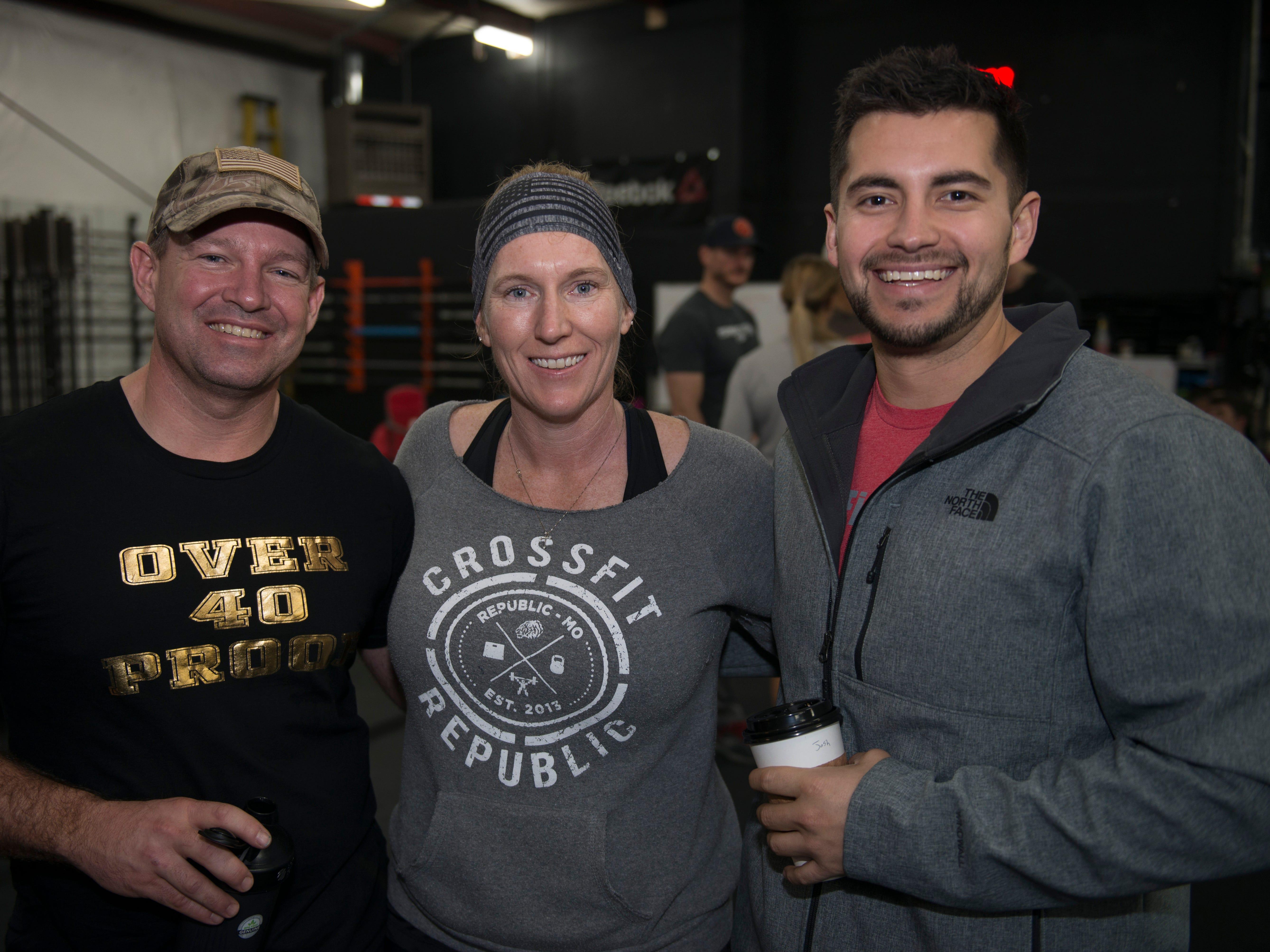 Matt Norman, Tara Norman, Josh Keatts