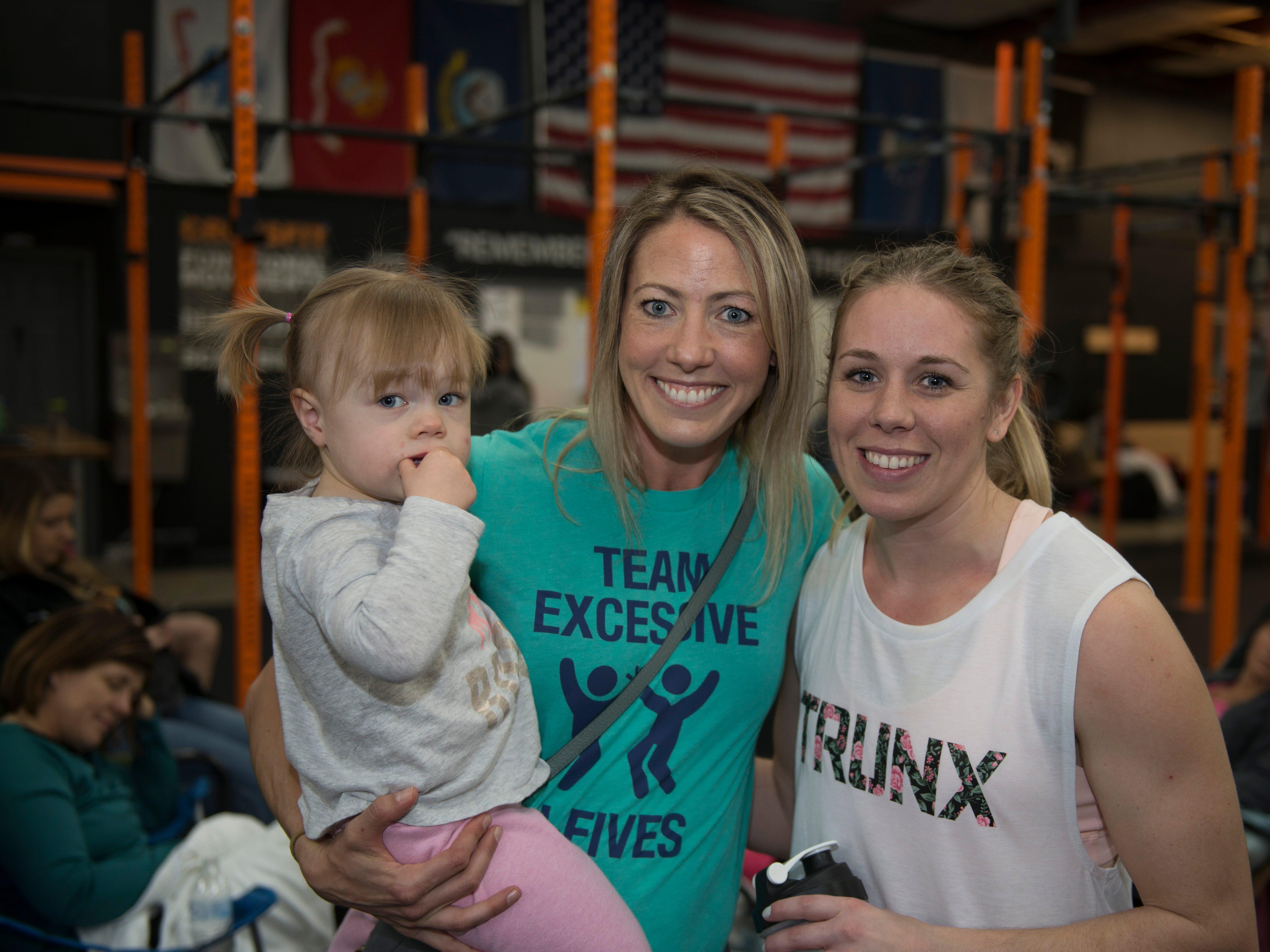 Kayla, Stephanie, Addelyn