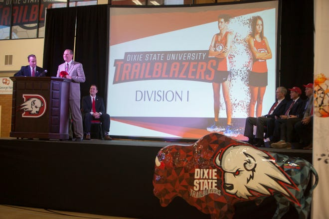 Dixie State has its work cut out for it as it approaches its move to Division I athletics. But, Athletic Director Jason Boothe has it all planned out.