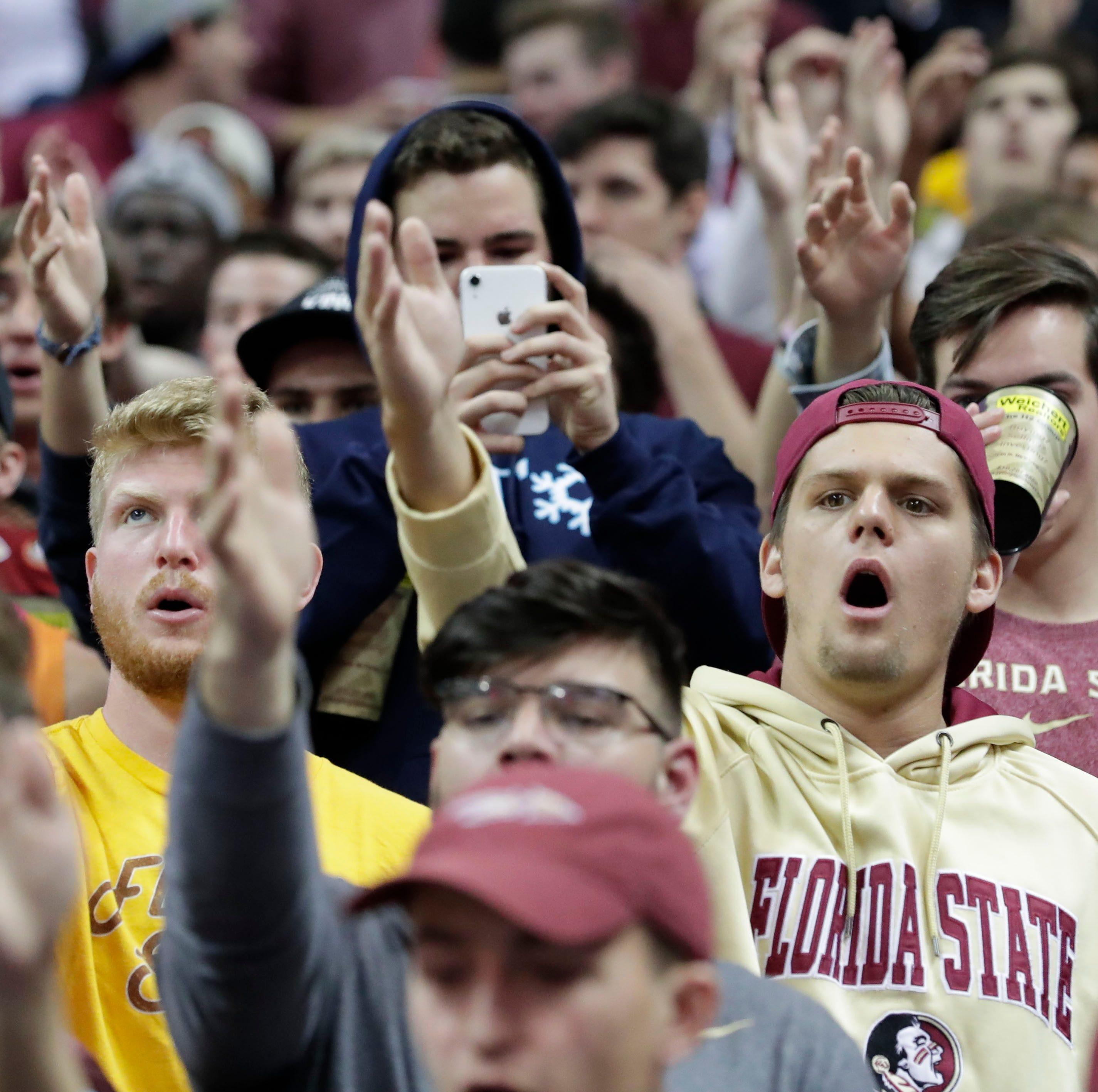 FSU fans deliver unbelievable atmosphere against No. 1 Duke | Wayne McGahee III