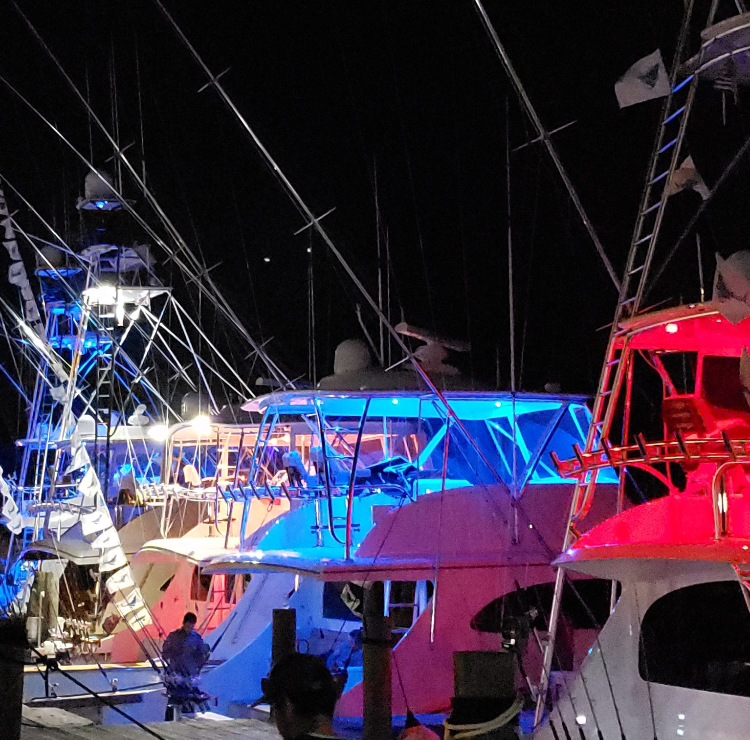 Pelican fleet completes record run with nearly 1,000 sailfish
