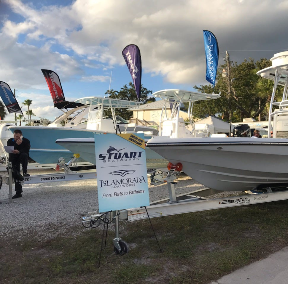 Stuart Boat Show heads for final day