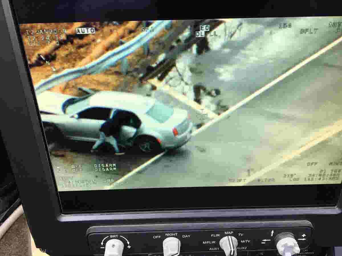 Authorities identify suspect killed in Highway 101 standoff