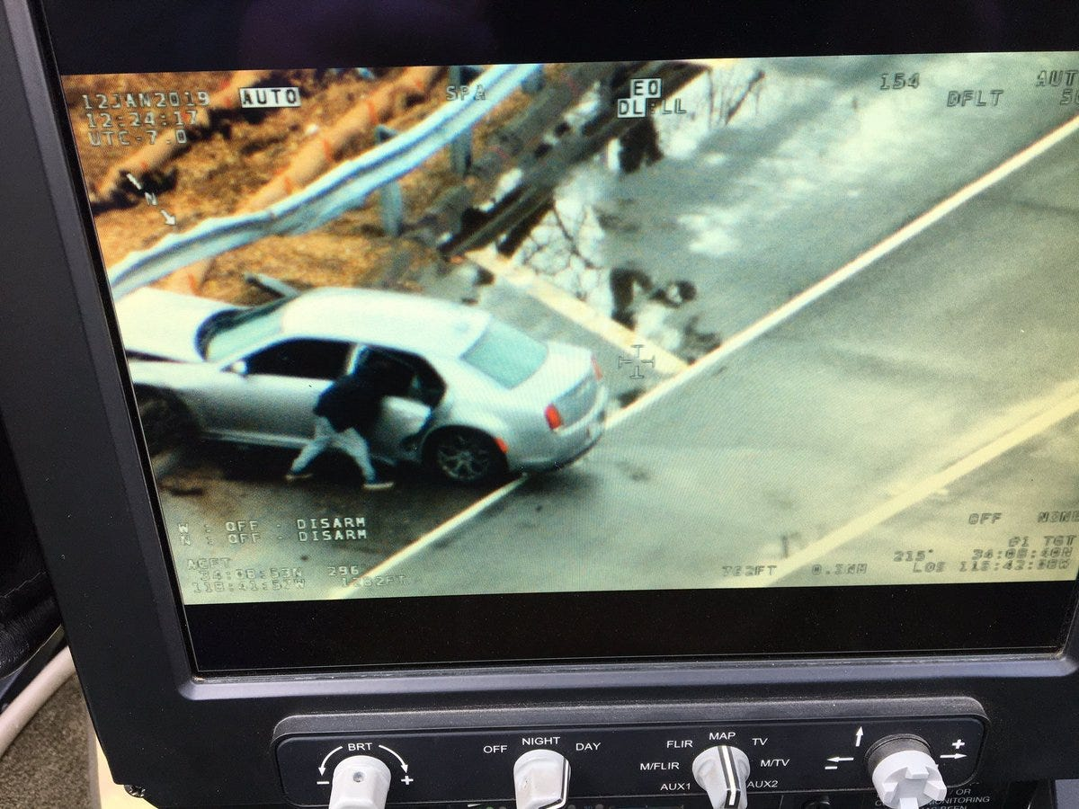 CHP releases name of officer involved in fatal Highway 101 standoff