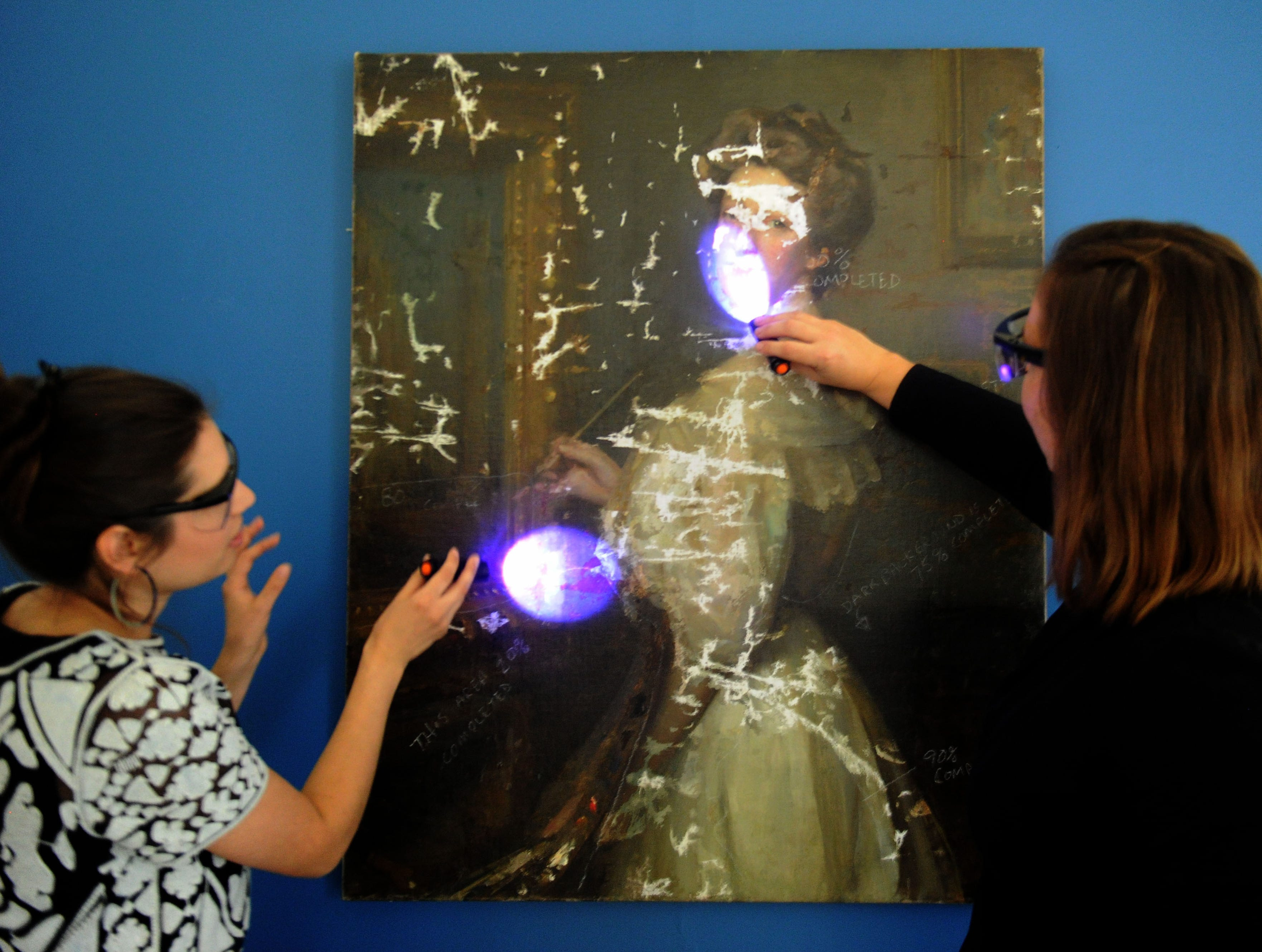 Art exhibit at CLU will provide chemistry students with hands-on investigative experience