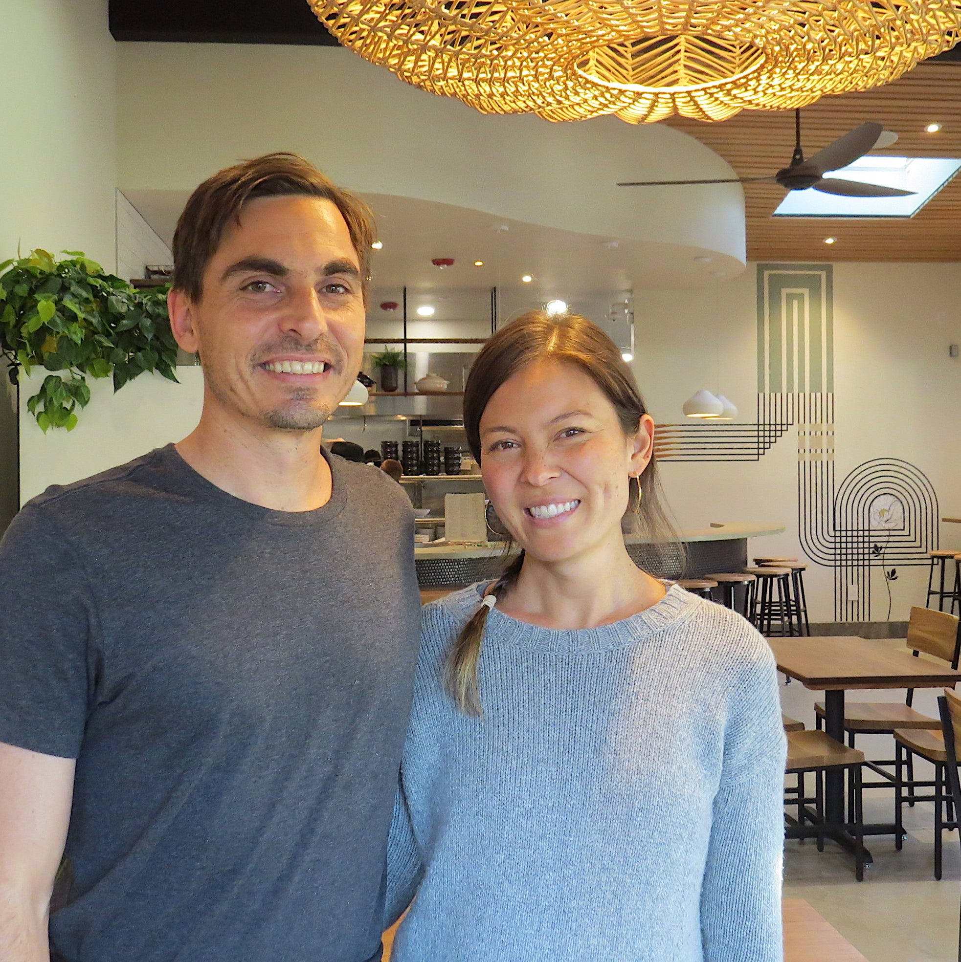 Open and shut: Hip Vegan returns to Ojai, but at a new address
