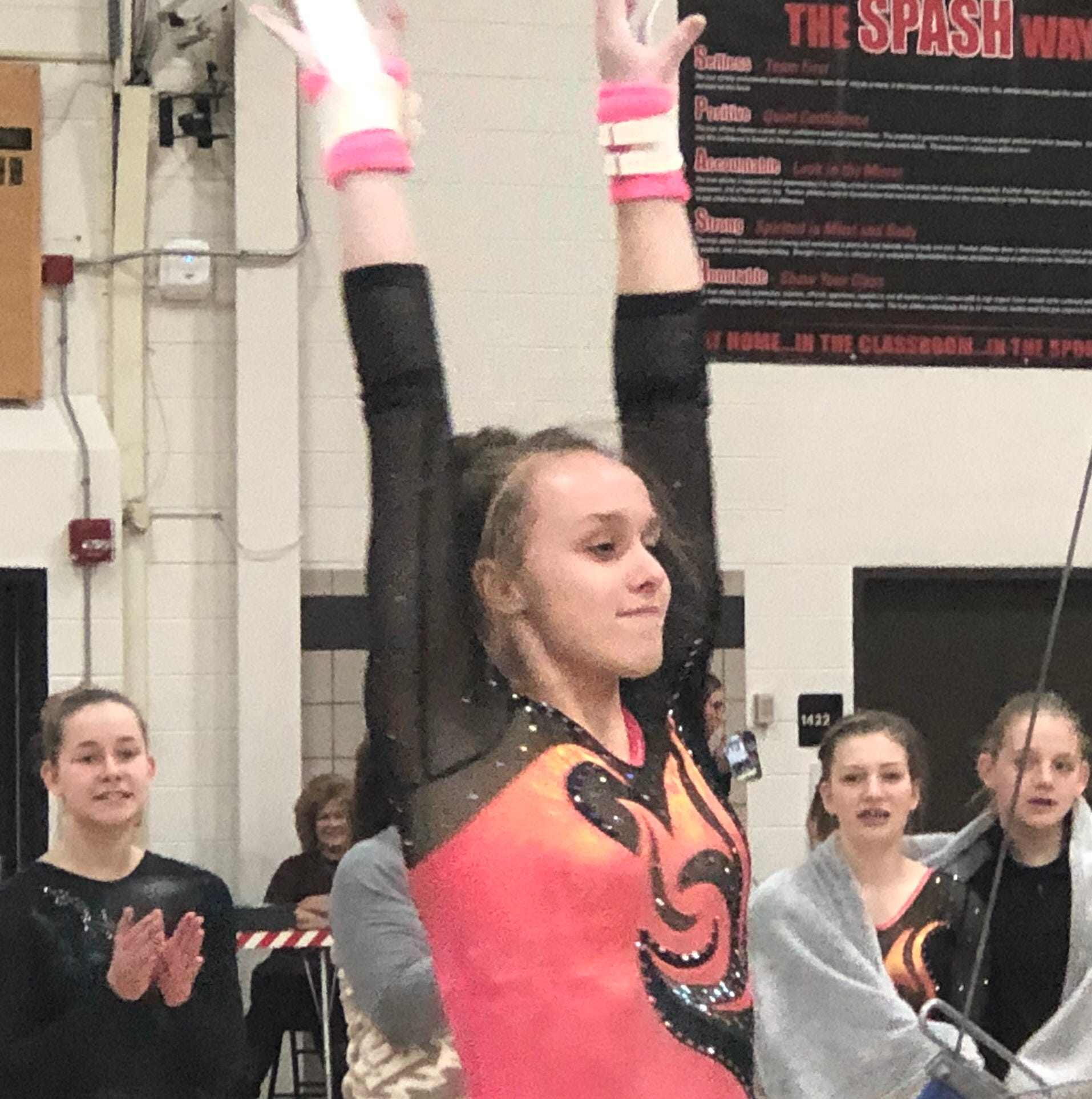 Prep notebook: Gracie Holland, Marshfield gymnastics team off to strong start