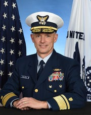 Rear Adm. William Kelly, who graduated from Stepinac in 1983, became the Coast Guard Academy's 42nd superintendent.