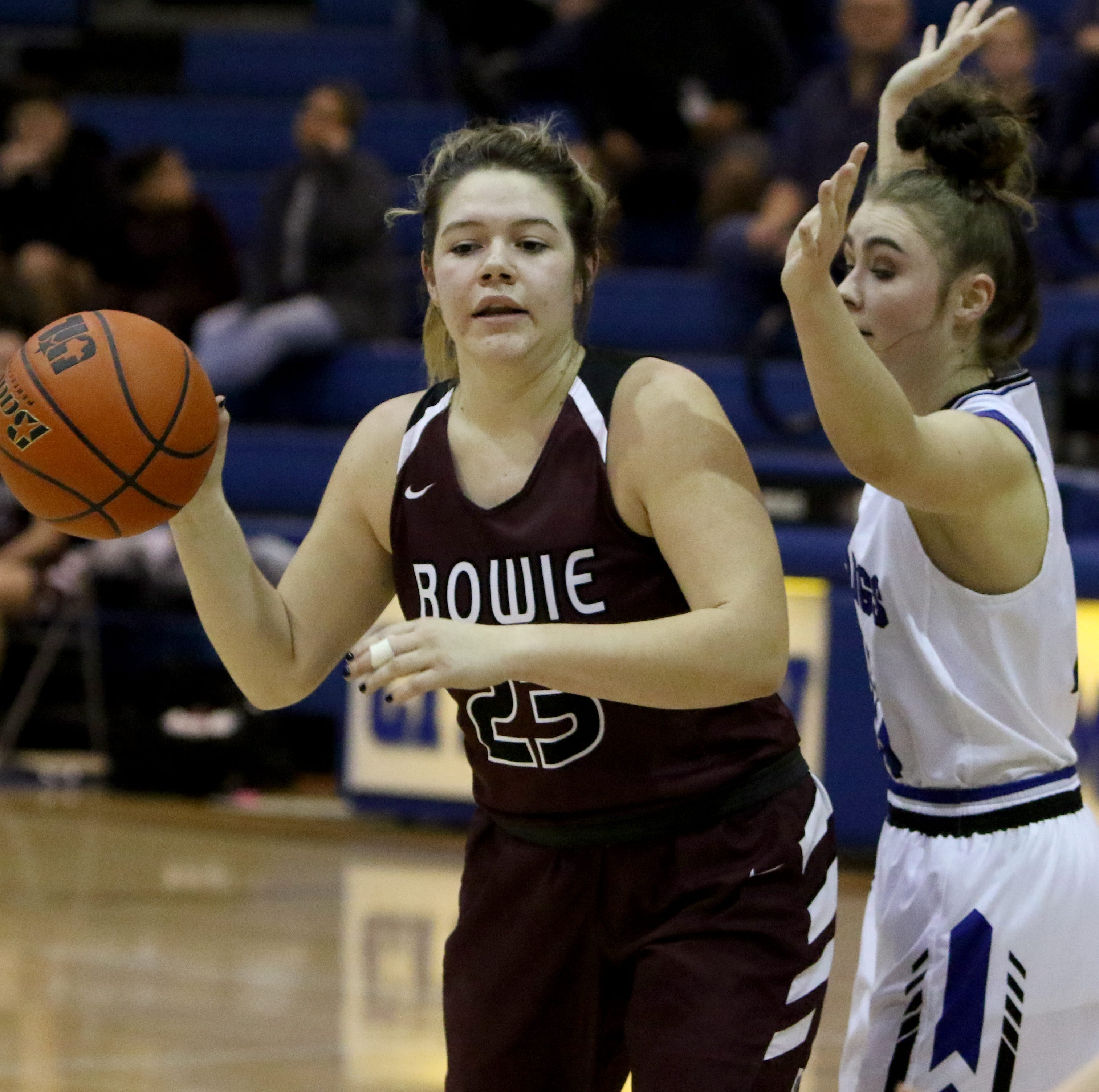 Area girls basketball primer: Nocona, Bowie sit 1-2; Vote for Player of the Week