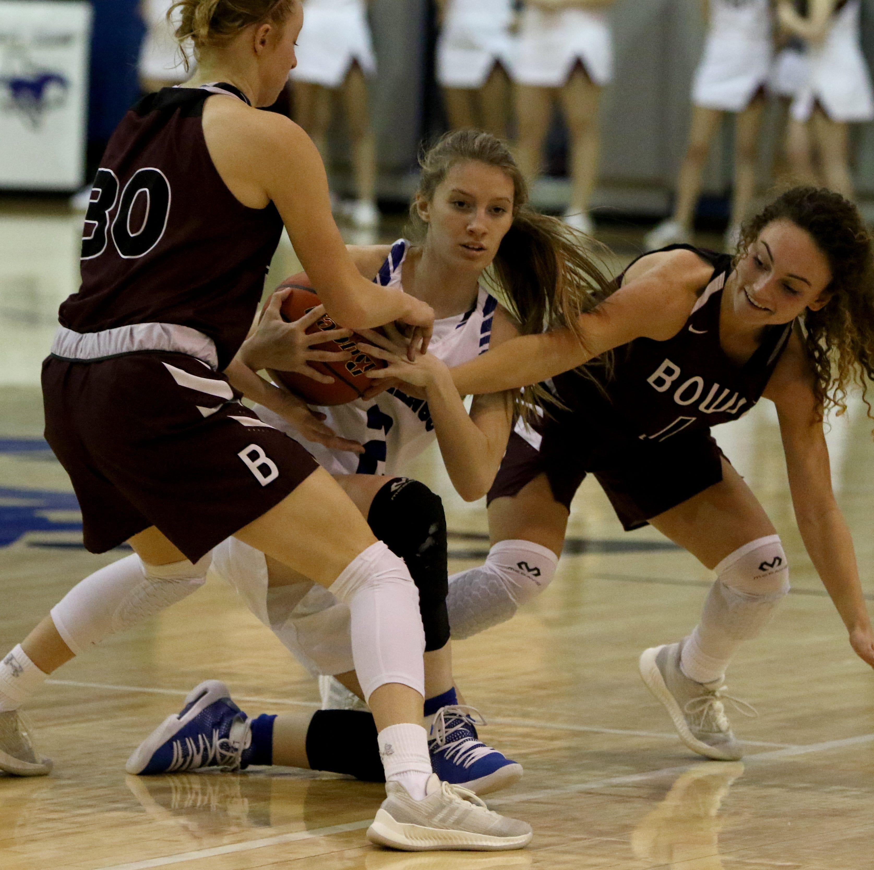 Wichita Falls area high school basketball standings (Jan. 14)