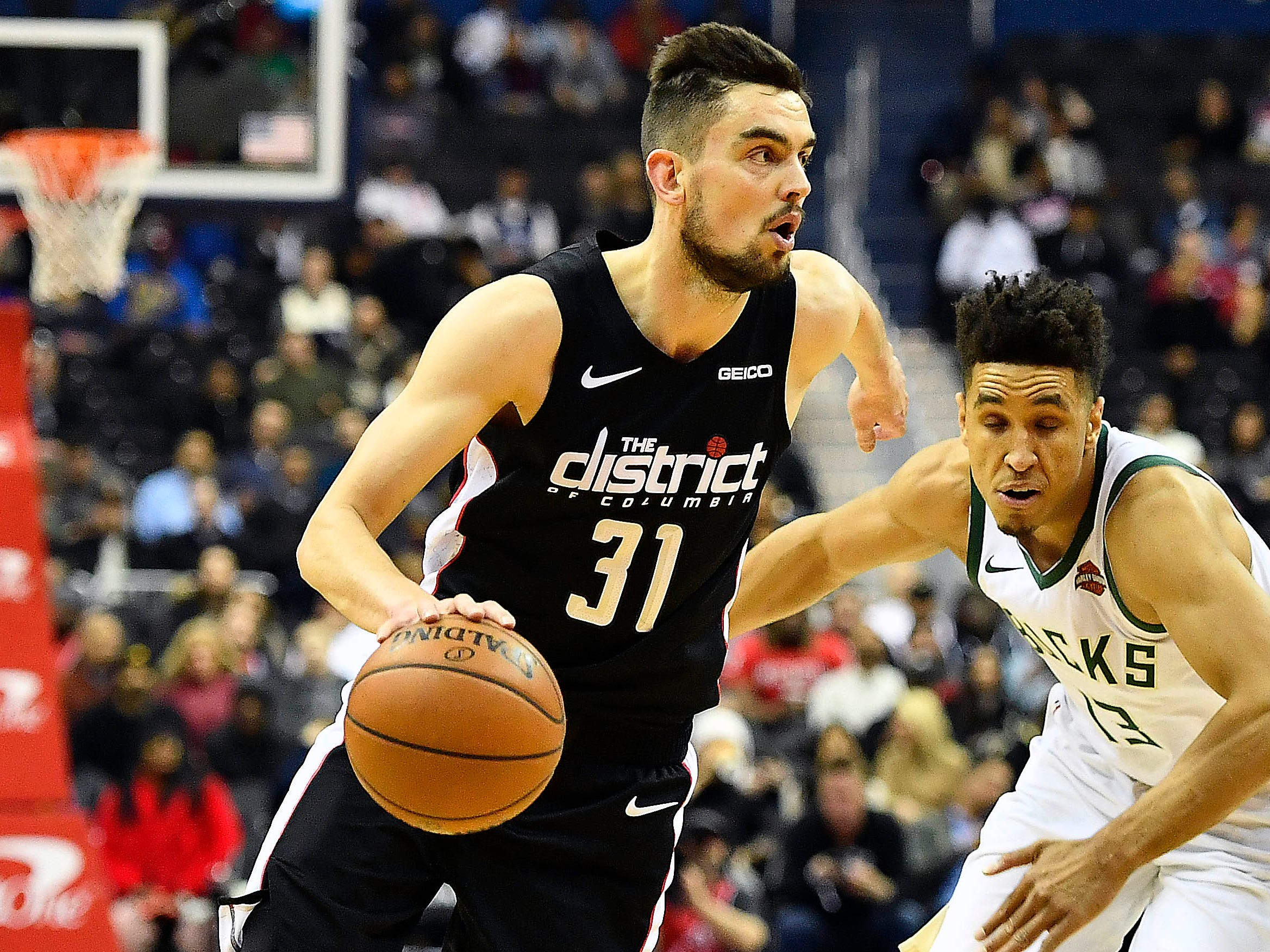 50. Tomas Satoransky, Wizards (Jan. 11): 18 points, 12 rebounds, 10 assists in 113-106 win over Bucks.