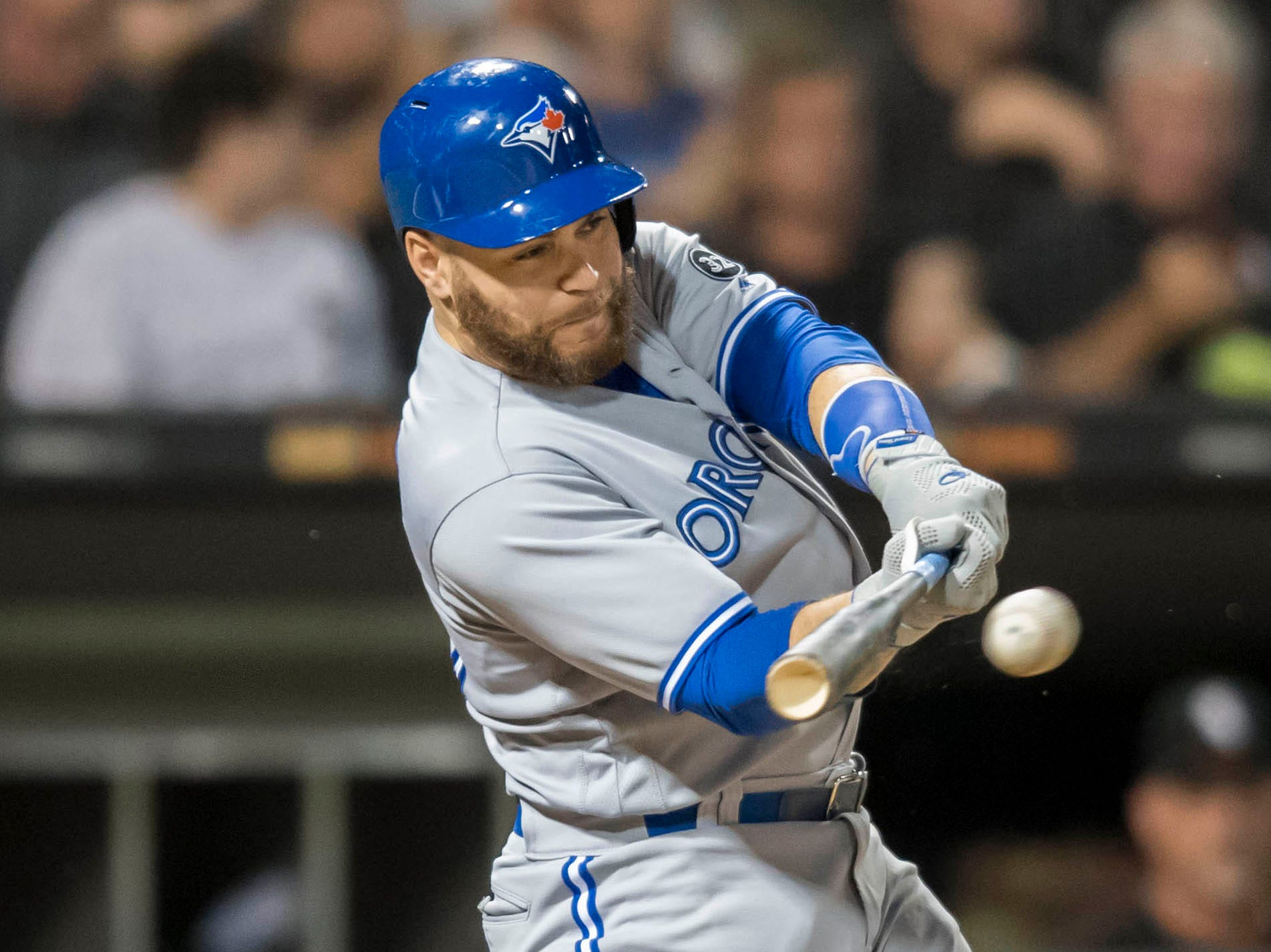 Jan. 11:  The Blue Jays traded catcher Russell Martin to the Dodgers for RHP Andrew Sopko and INF Ronny Brito.