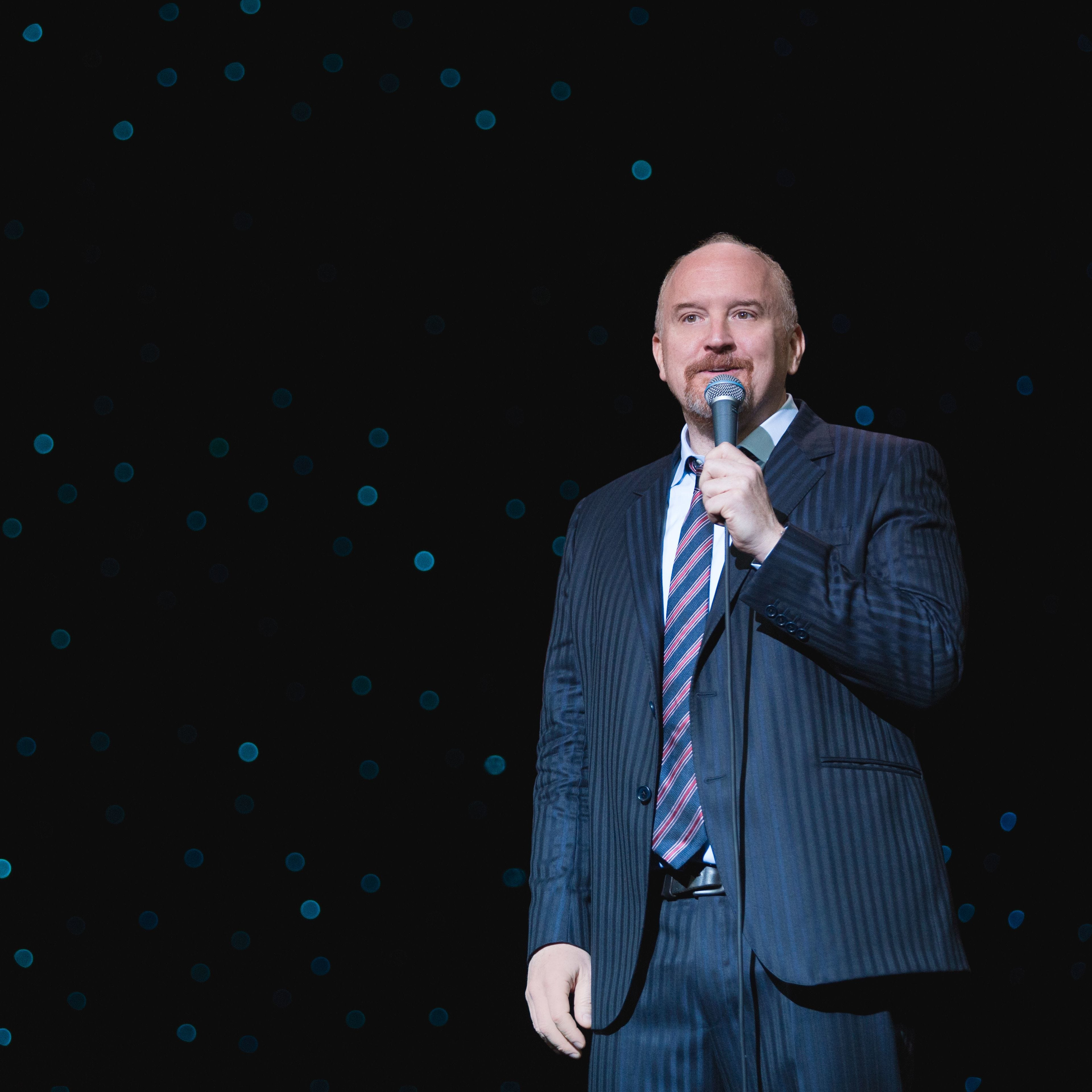 Louis C.K. jokes about his sexual misconduct at Nashville show