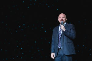 Louis C.K. is scheduled for three nights of stand-up comedy at the Orpheum Theatre on Feb. 21-23.