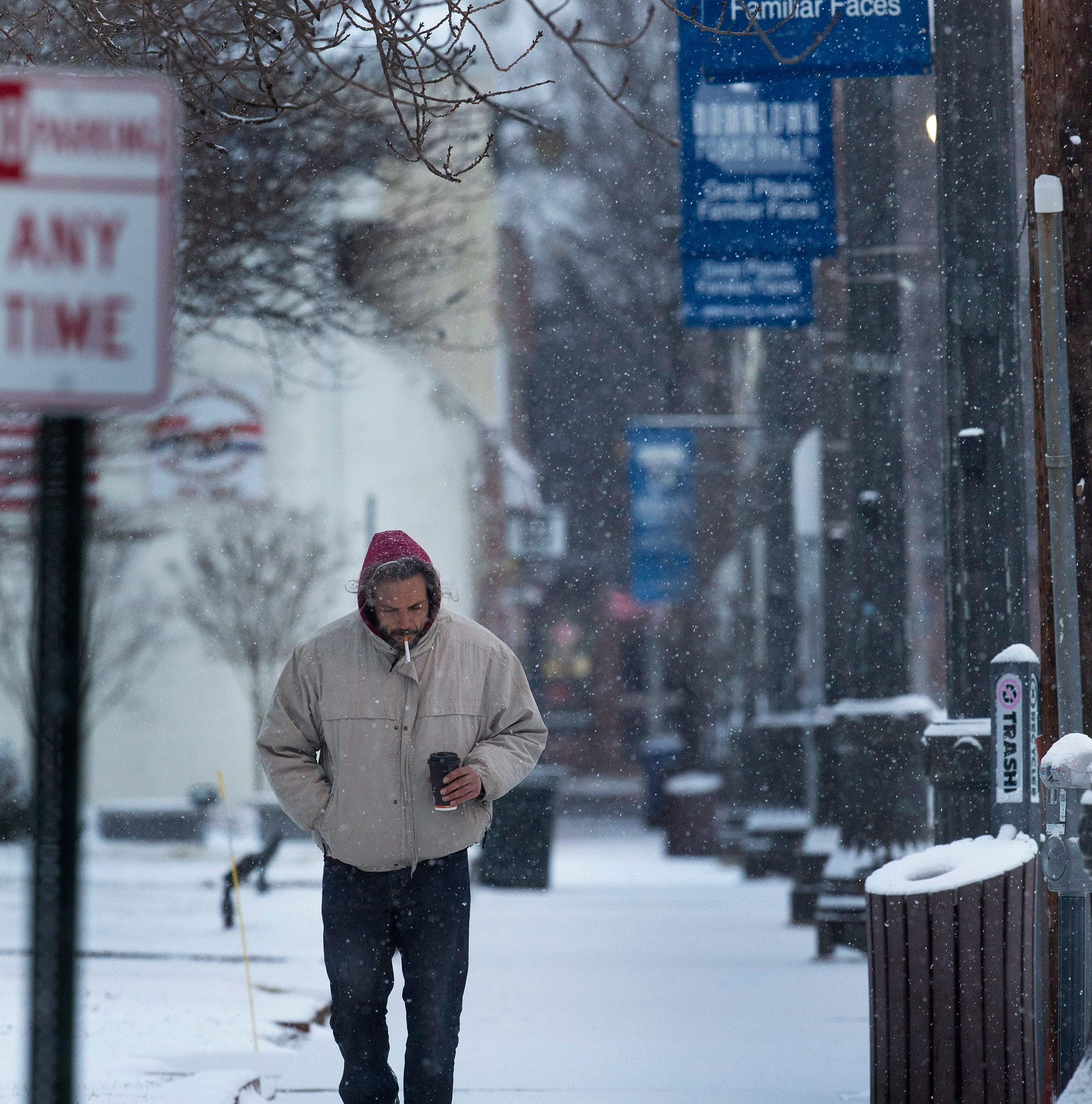 NJ weather: Want snowfall totals? Sorry, there's a government shutdown