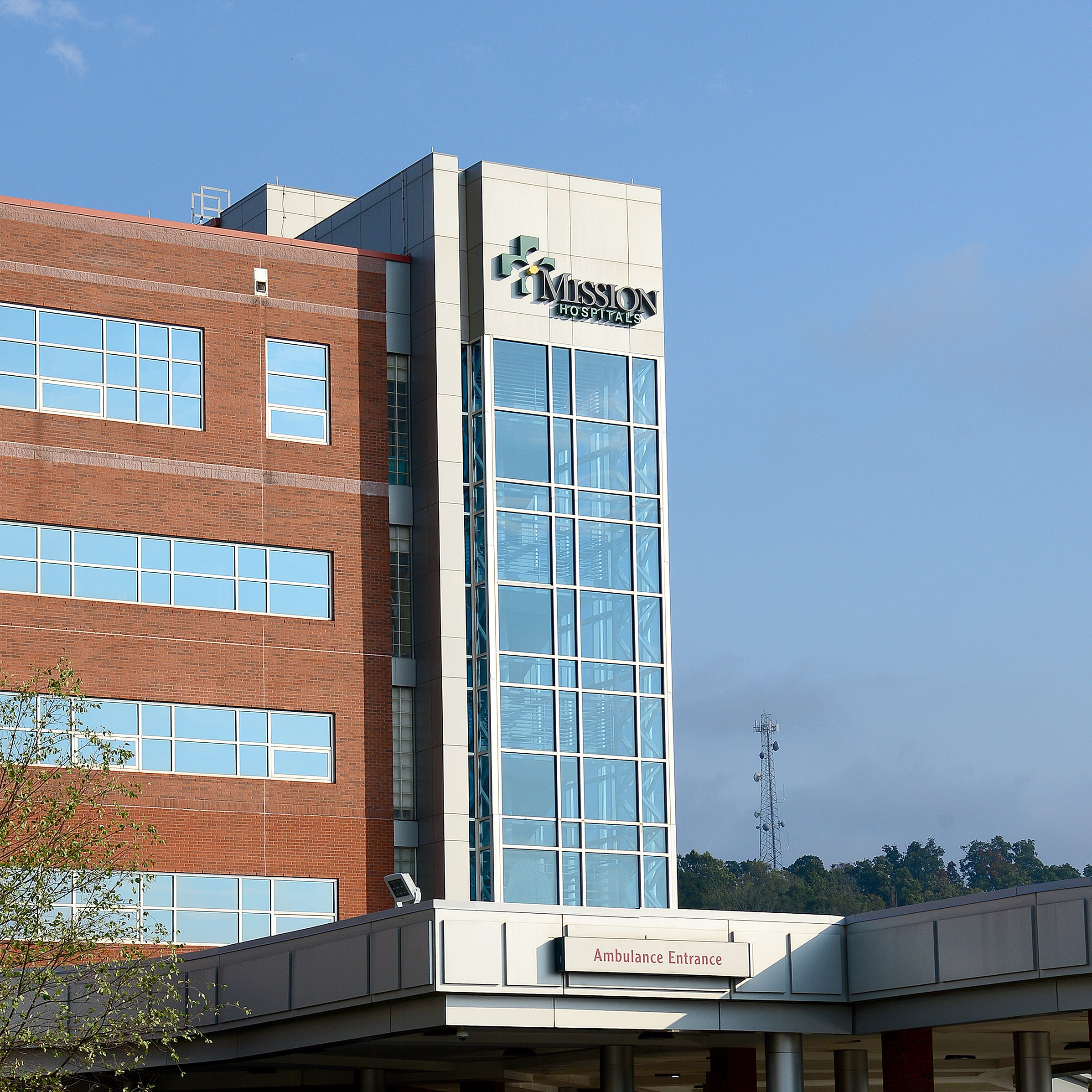 HCA Healthcare fighting $633M Buncombe County tax assessment on Mission property