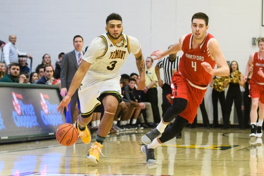 Anthony Lamb withdraws from NBA Draft, will return to UVM ...