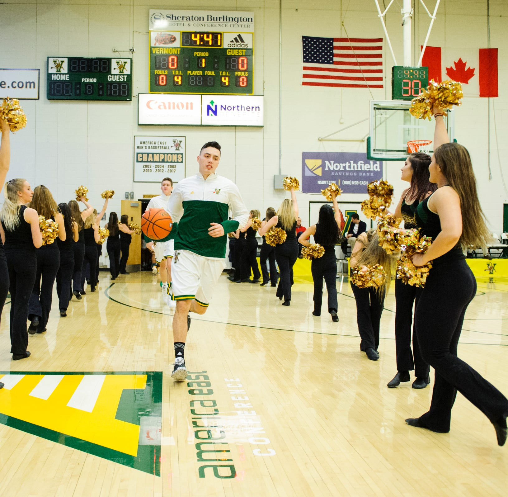 Three thoughts:  Dingba's career day, bench power UVM basketball