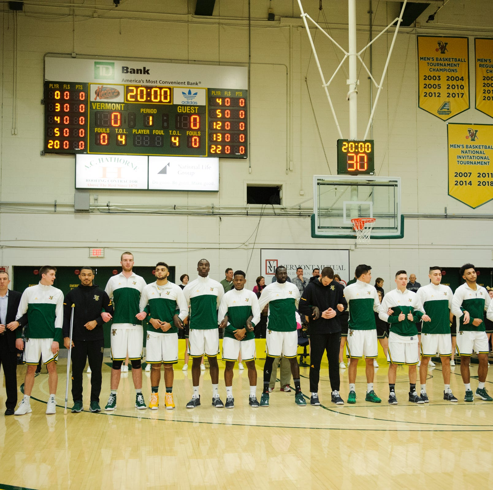 UVM basketball: Saturday's game times changed due to snow storm Harper