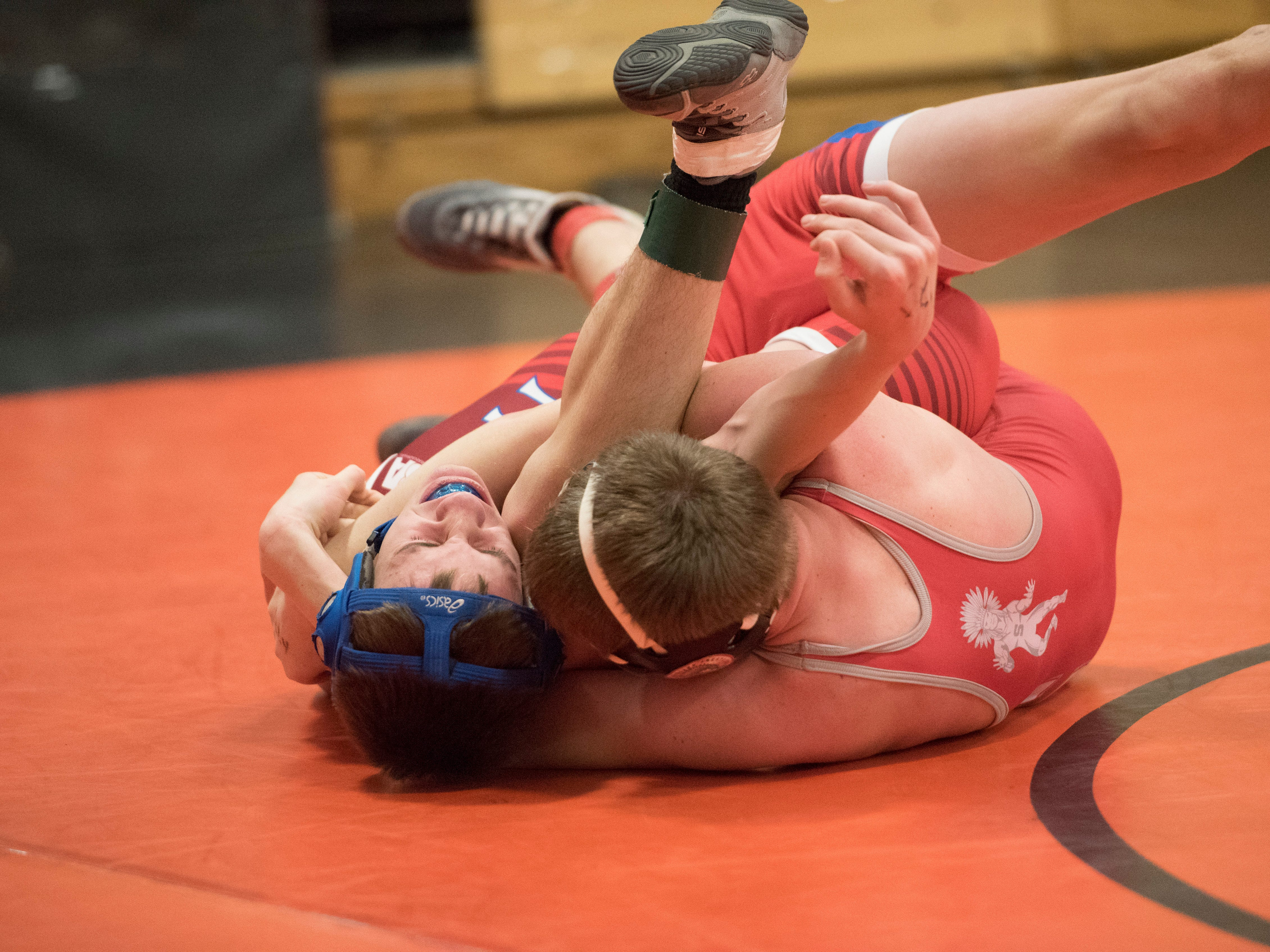 Zane Trace High School competed  at the Beavercreek Classic with senior Jordan Hoselton taking second in the 132-pound weight class and Austin Carroll and Jade Rittinger taking third in their classes.