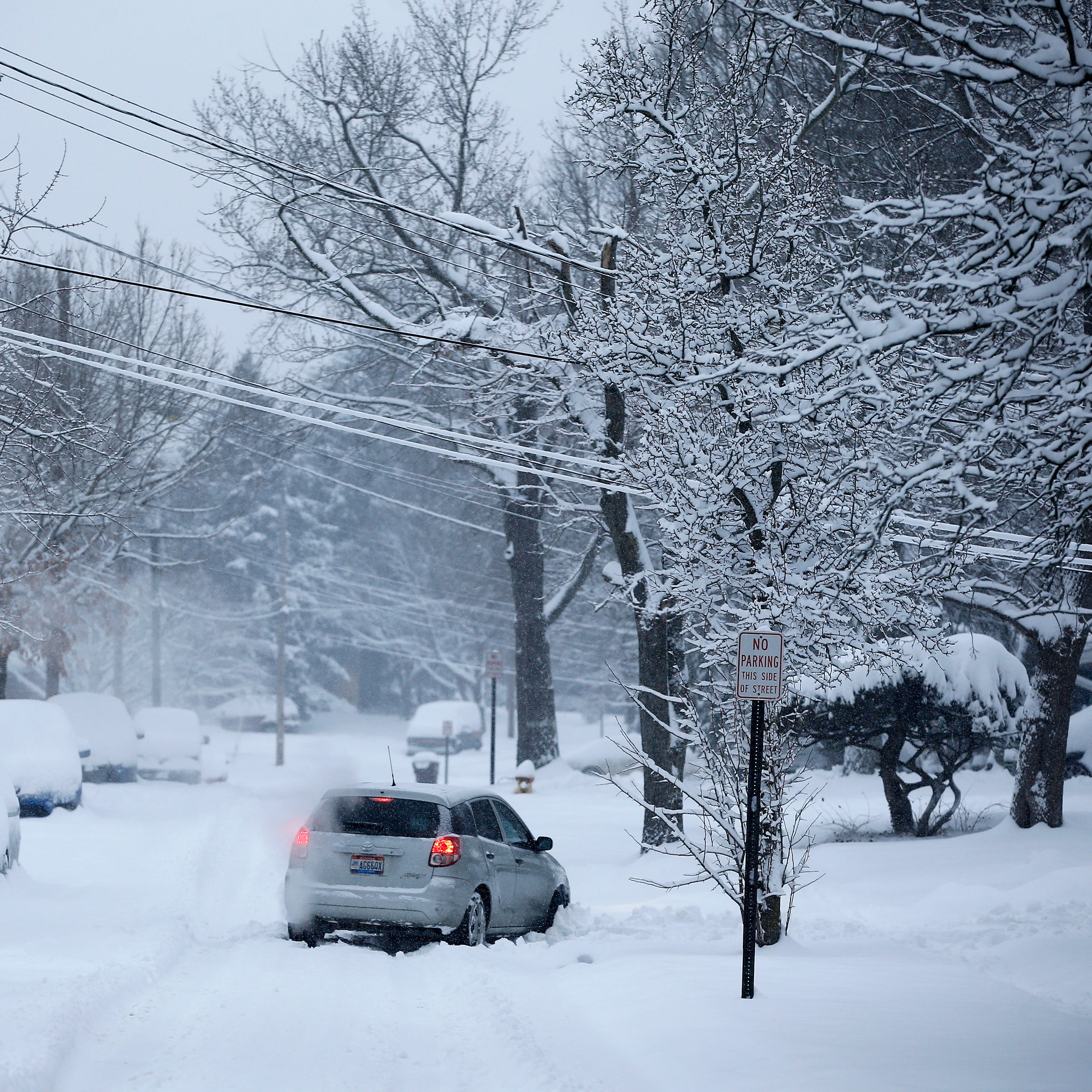 Timeline: What to expect from this weekend's winter storm