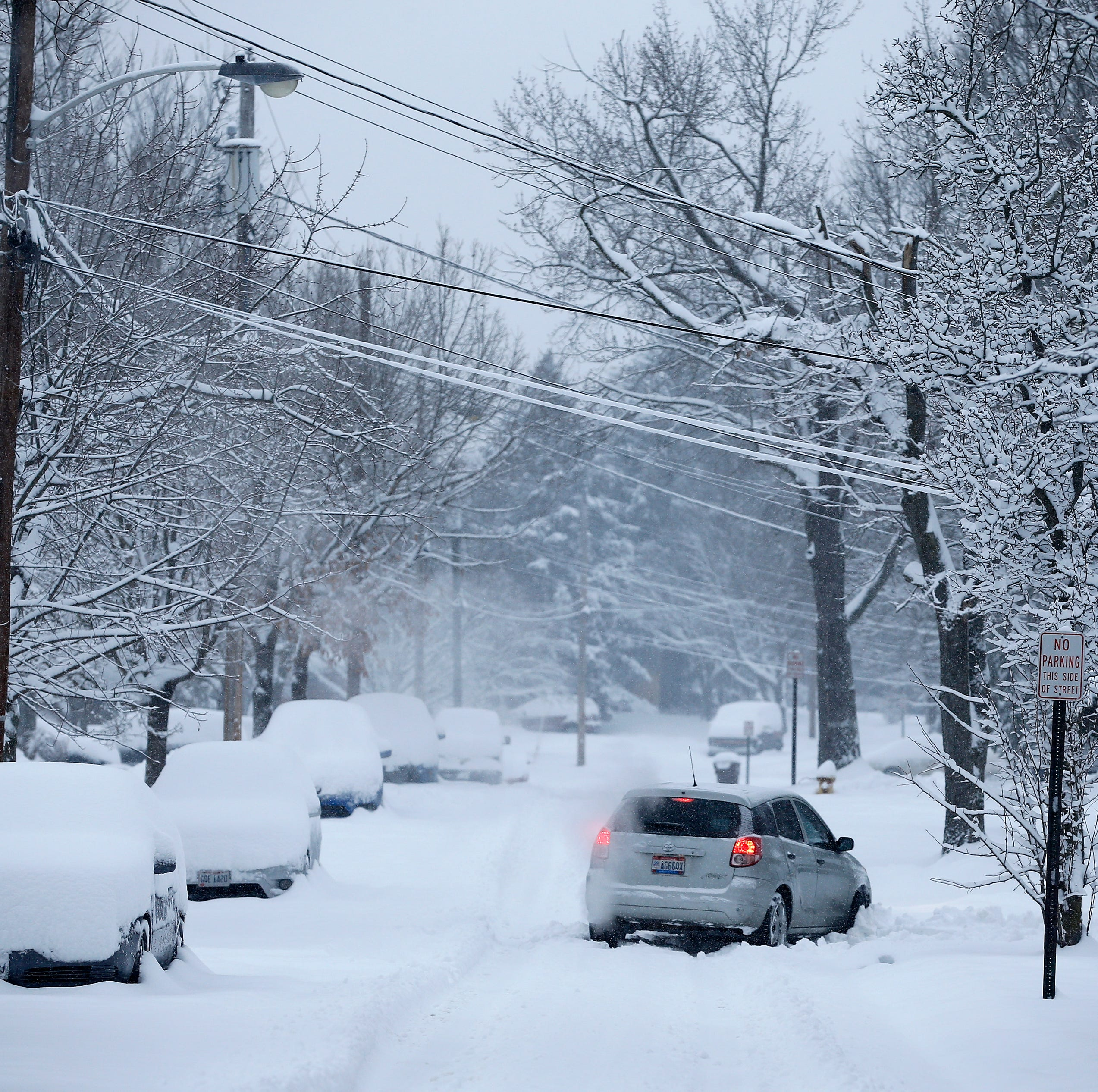 15 inches of snow in Ohio? See what Winter Storm Harper has in store for the state