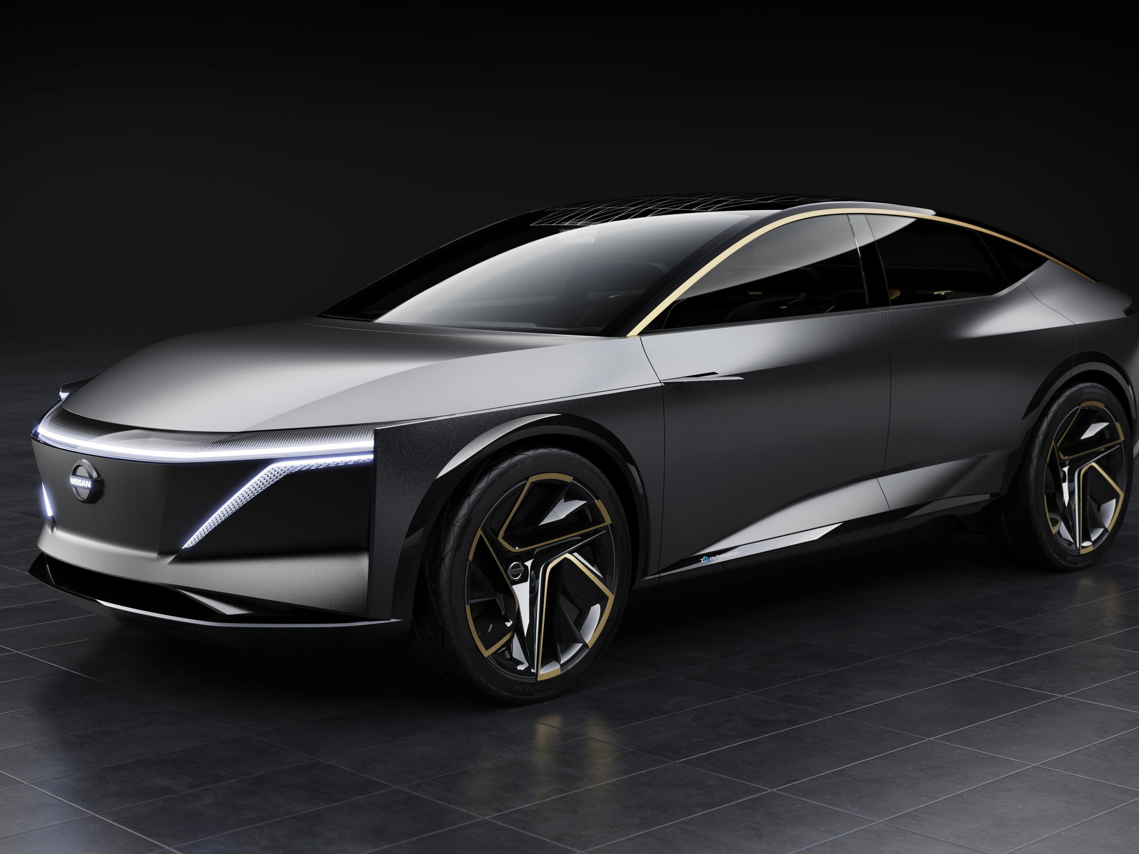 Nissan IMs concept car