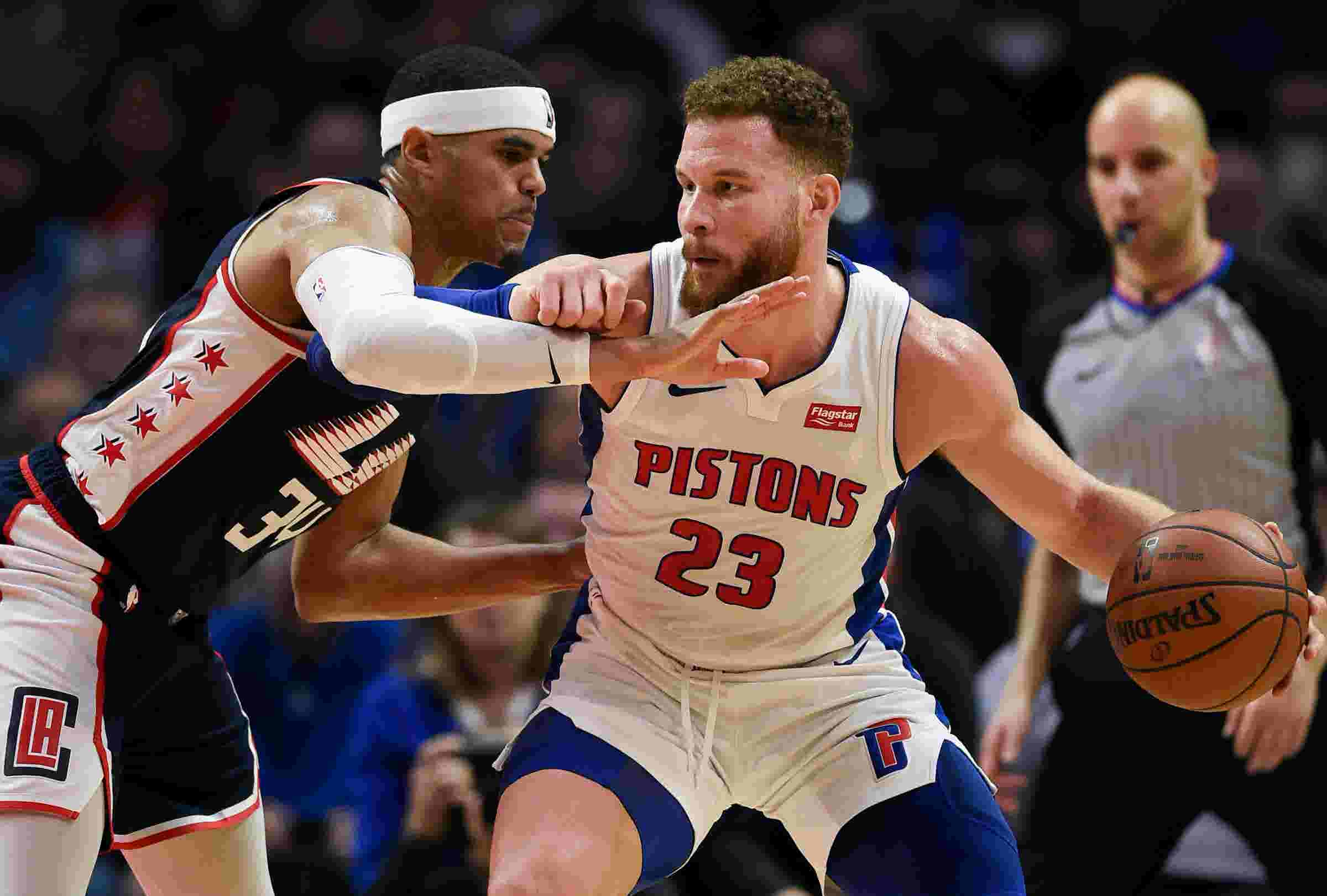 How every piece in Pistons-Clippers Blake Griffin trade is performing.  Marlowe Alter 70ecf69ee