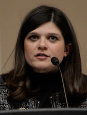 U.S. Rep. Haley Stevens