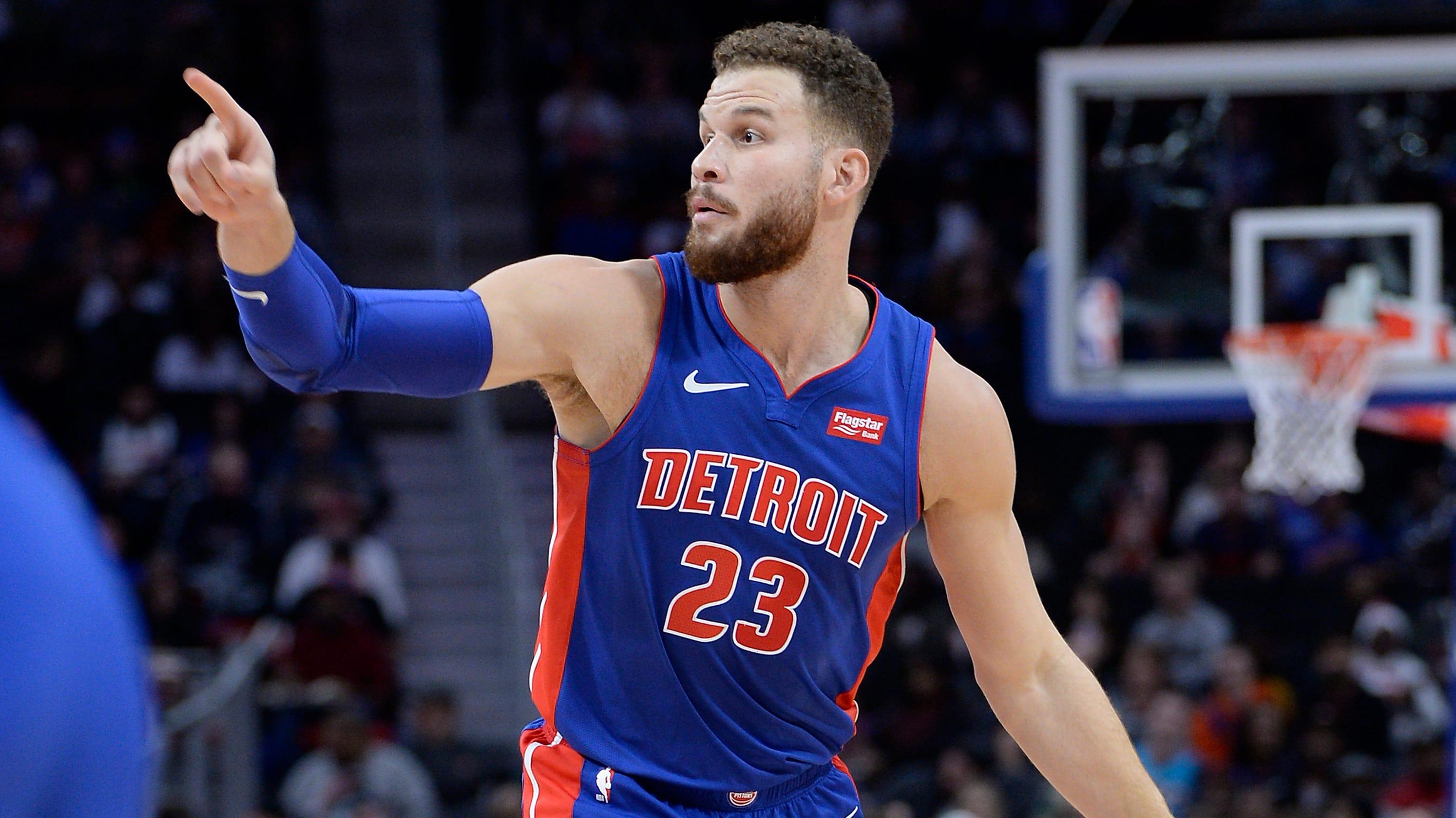 Detroit Pistons midseason report  Blake Griffin shines 07693c628