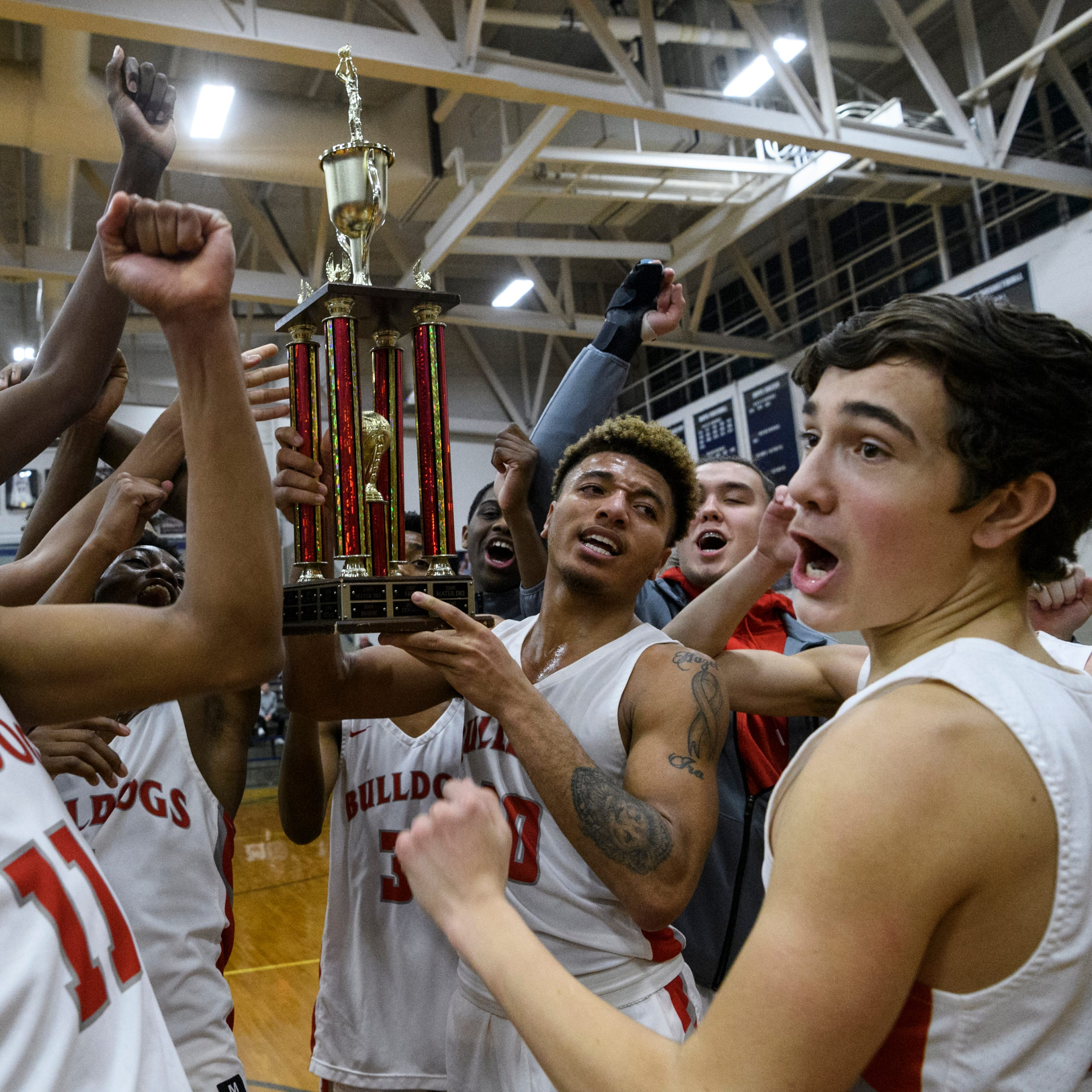 Bosse showcases its potential in SIAC Tournament boys' championship victory
