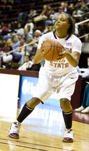 Point guard Courtney Ward was a two-time All-ACC selection during her career (2007-11) at Florida State.