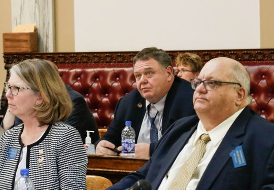 Rep. Llew Jones, R-Conrad, is chair of the education subcommittee for appropriations.