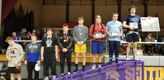 Great Falls High's Elijah Davis earned a tourney title at the Jug Beck Rocky Mountain Classic in Missoula Saturday.