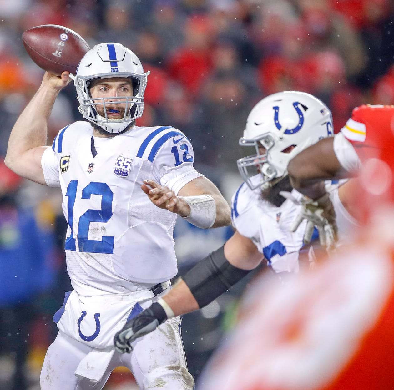 2019 Colts schedule: Indy will see Chiefs, Saints in prime time