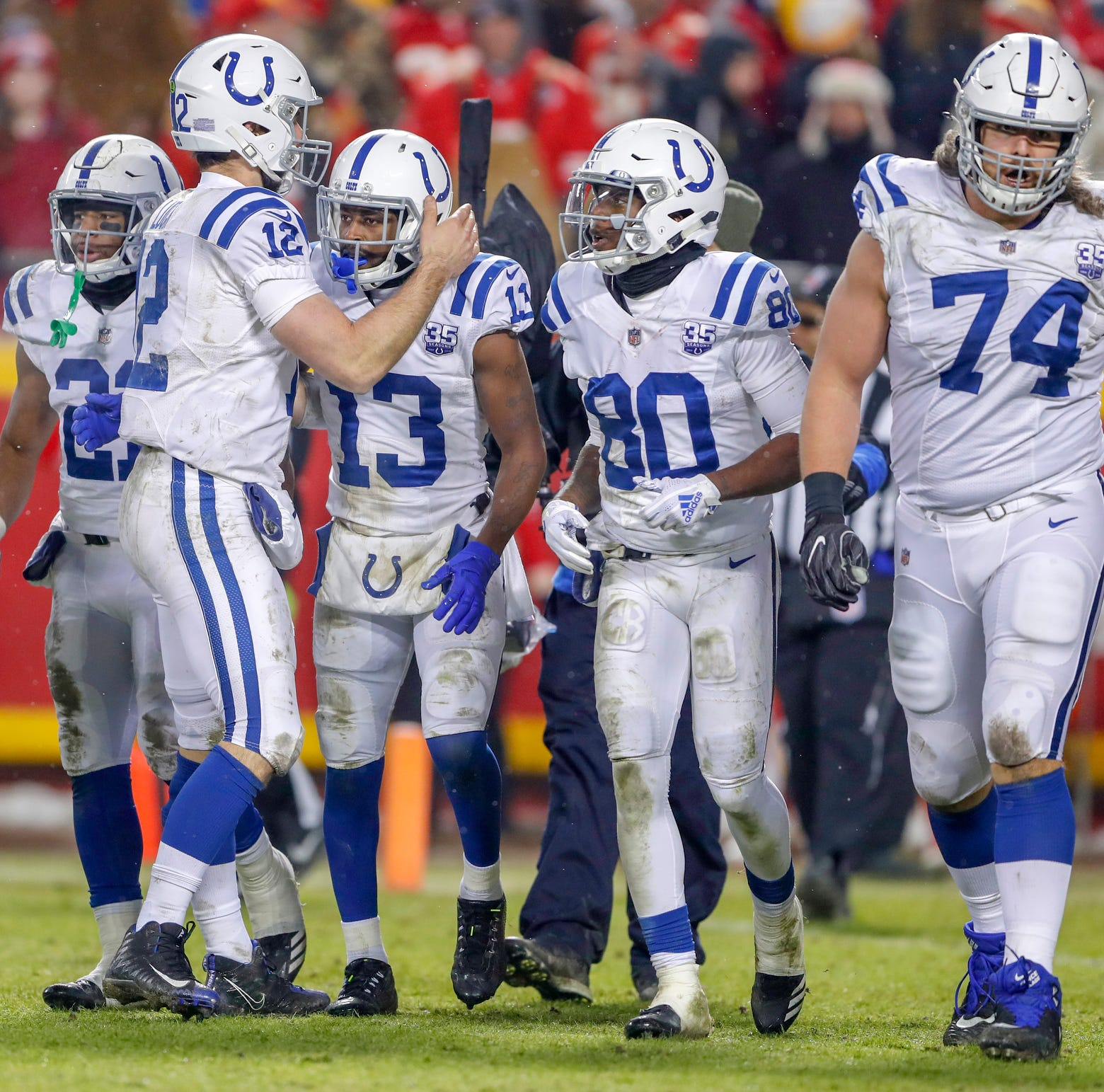 This is the Indianapolis Colts 2019 schedule