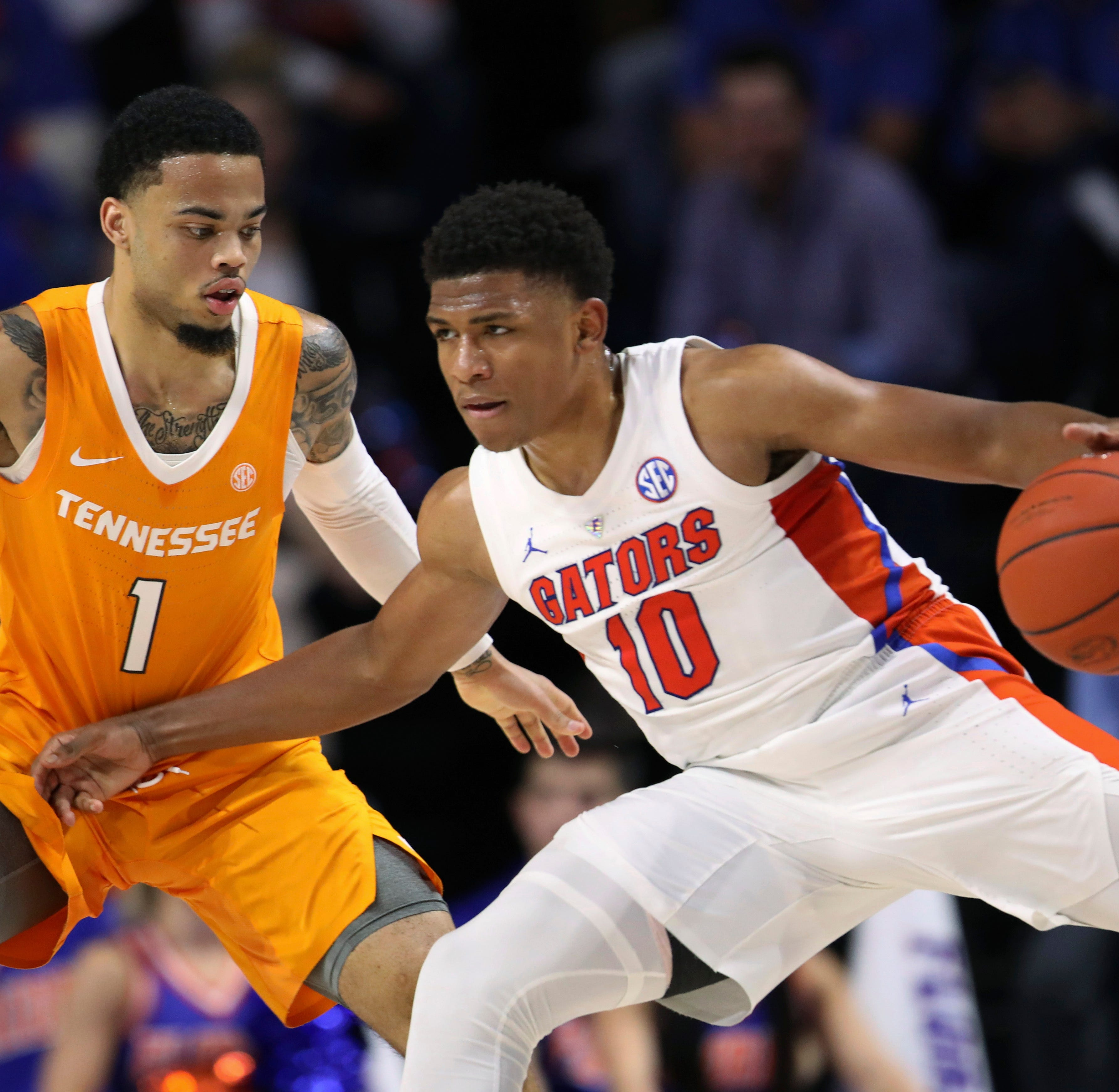 UT Vols basketball returning to deadly late-game lineup with Lamonte Turner