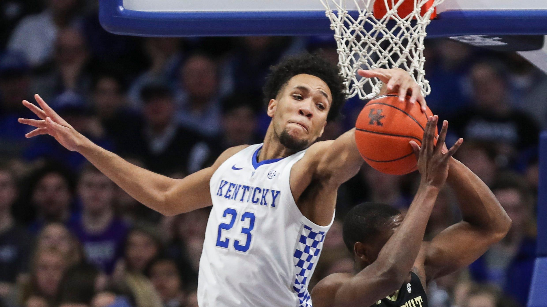 Uk Basketball: Kentucky Basketball: How To Watch Cats Take On Auburn