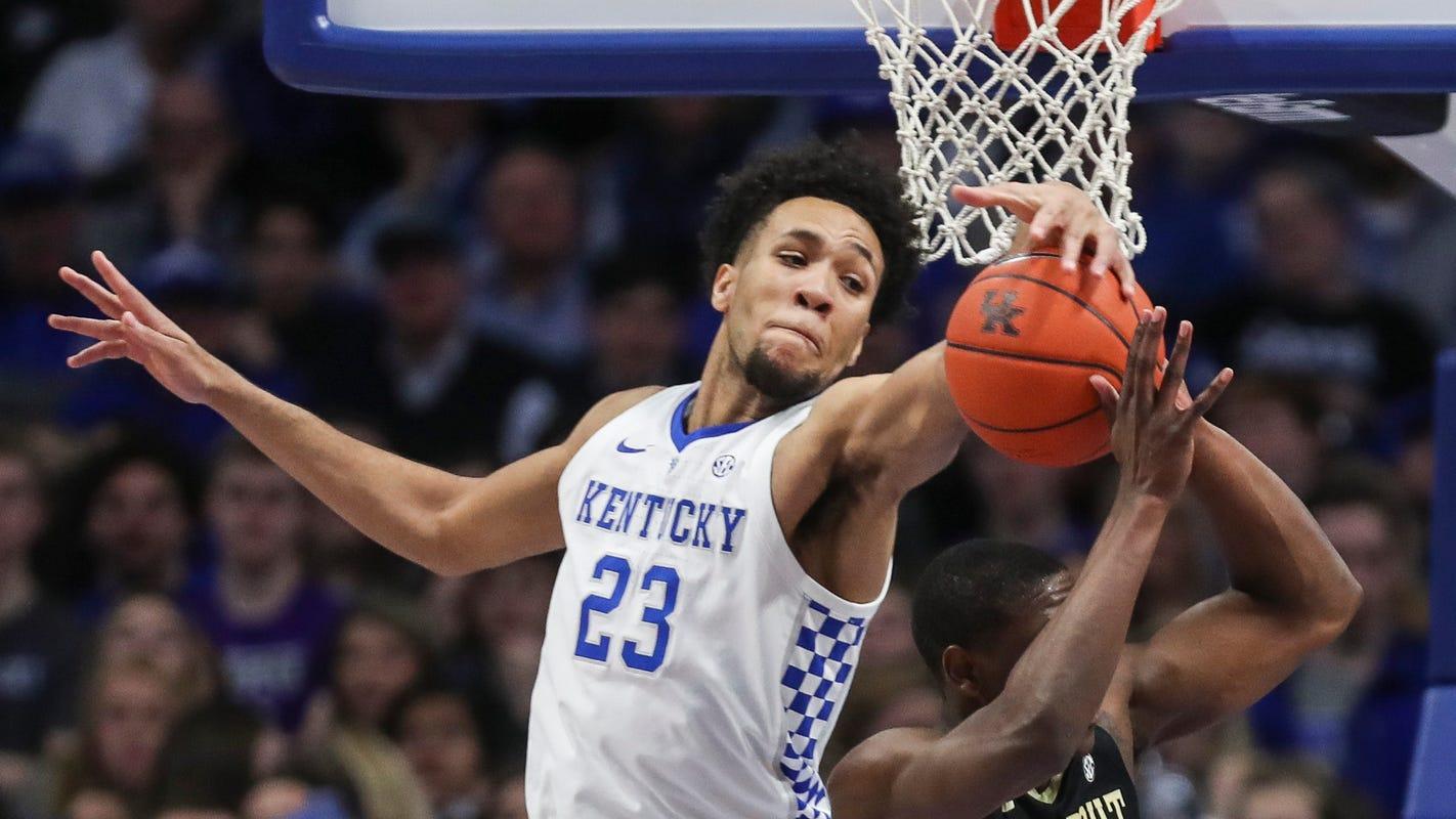 Kentucky Basketball How To Watch Cats Take On Auburn
