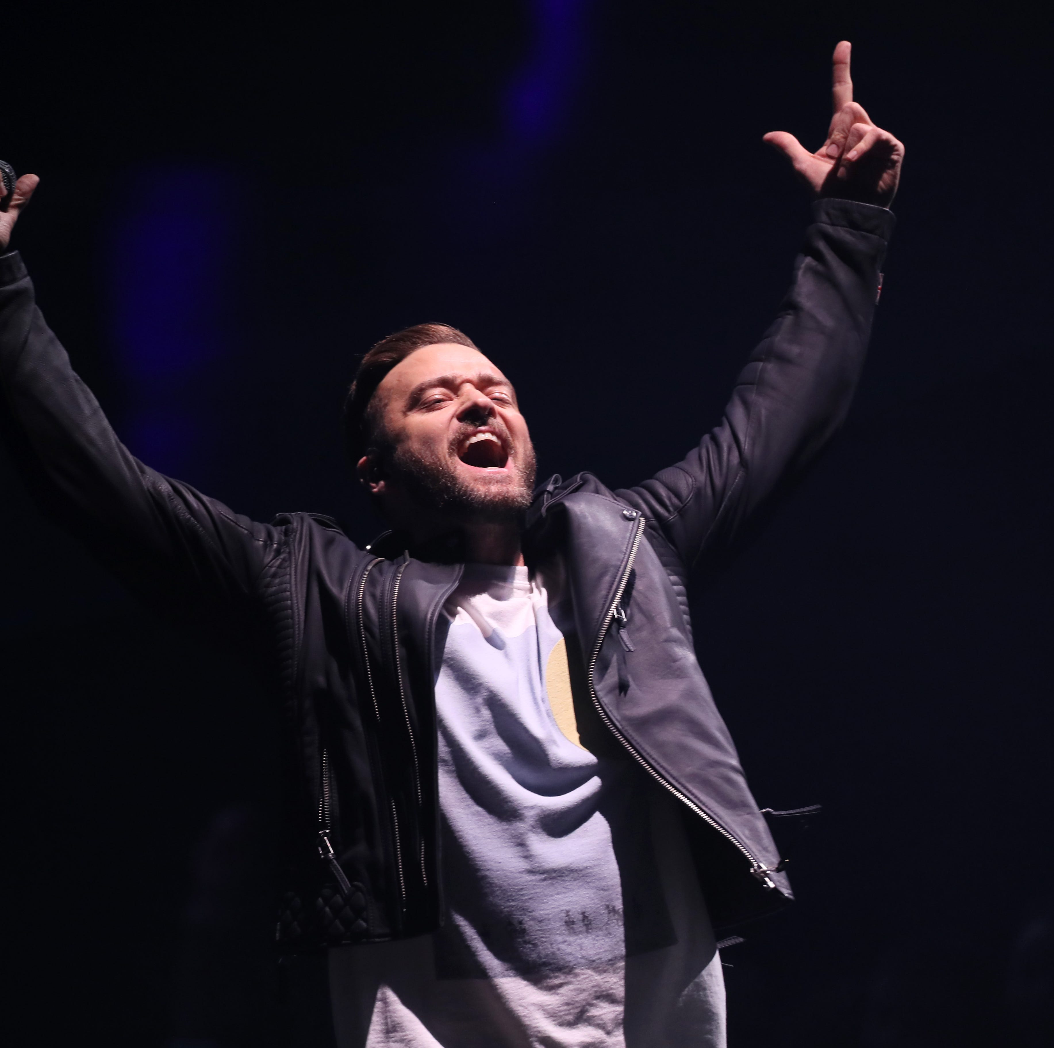 Justin Timberlake thrills 'M-Town' with confident, charismatic performance at FedExForum