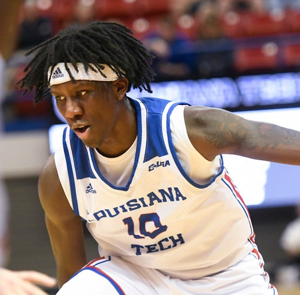 Louisiana Tech cruises past Middle Tennessee