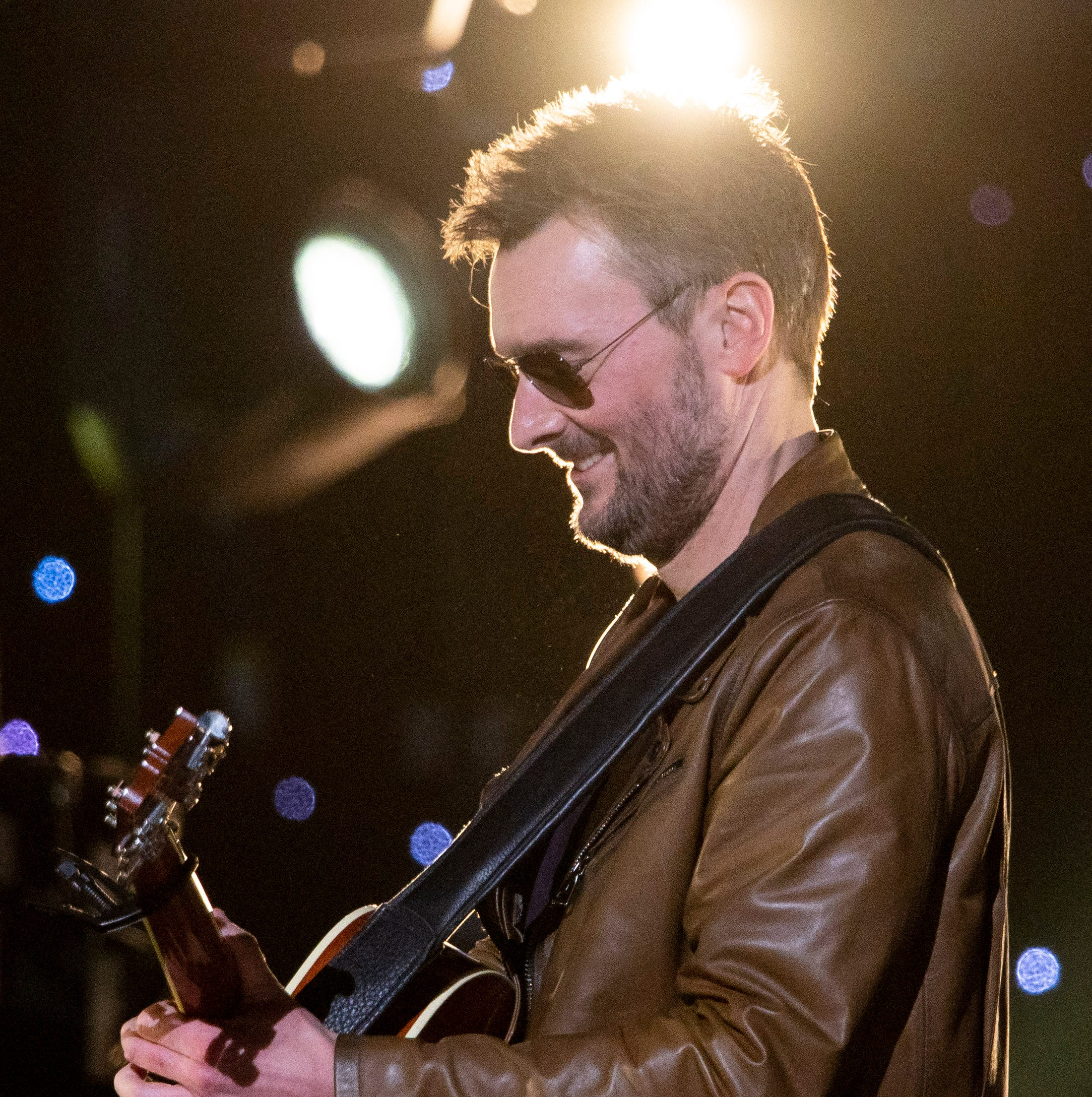 Eric Church shows his love for Detroit at Little Caesars Arena shows