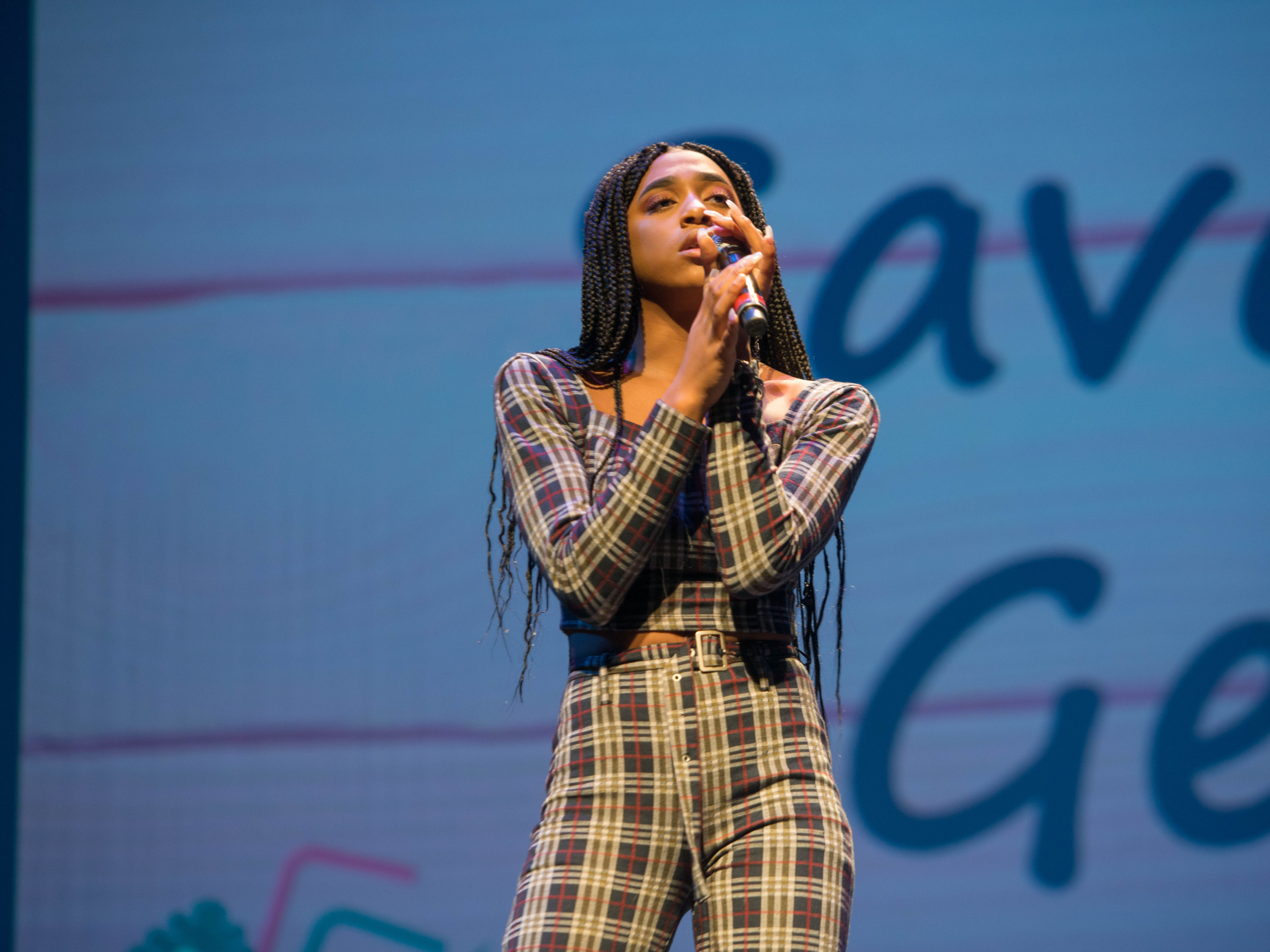 Savannah George. The 2019 Englewood Idol was held at bergenPAC theater. The singing competition is open to any high school student who currently lives or goes to school in Englewood, NJ. This years winner was Genesis Capellan. 01/11/2019