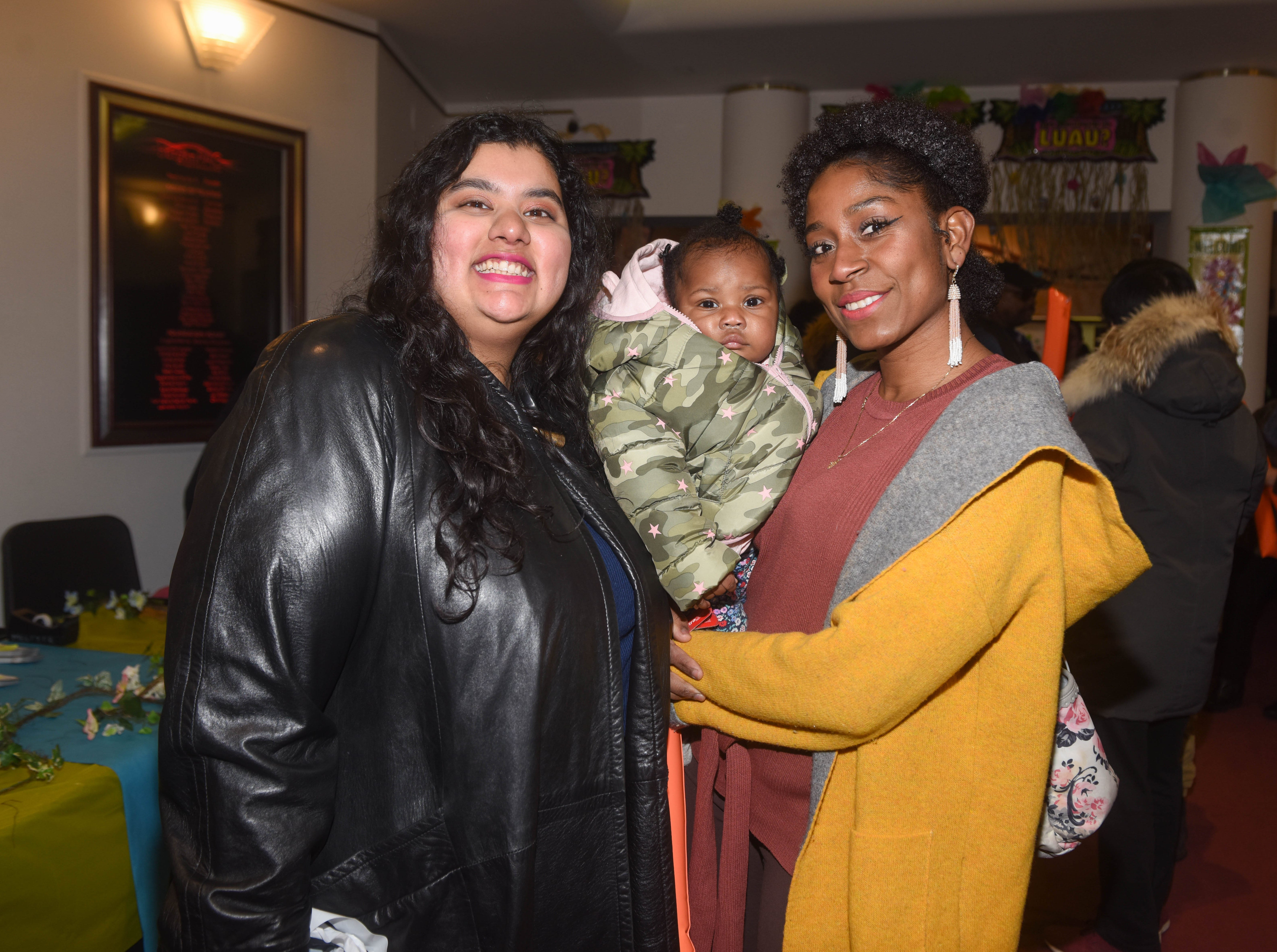 Aurora Ali, London and Brittney Placide. The 2019 Englewood Idol was held at bergenPAC theater. The singing competition is open to any high school student who currently lives or goes to school in Englewood, NJ. This years winner was Genesis Capellan. 01/11/2019